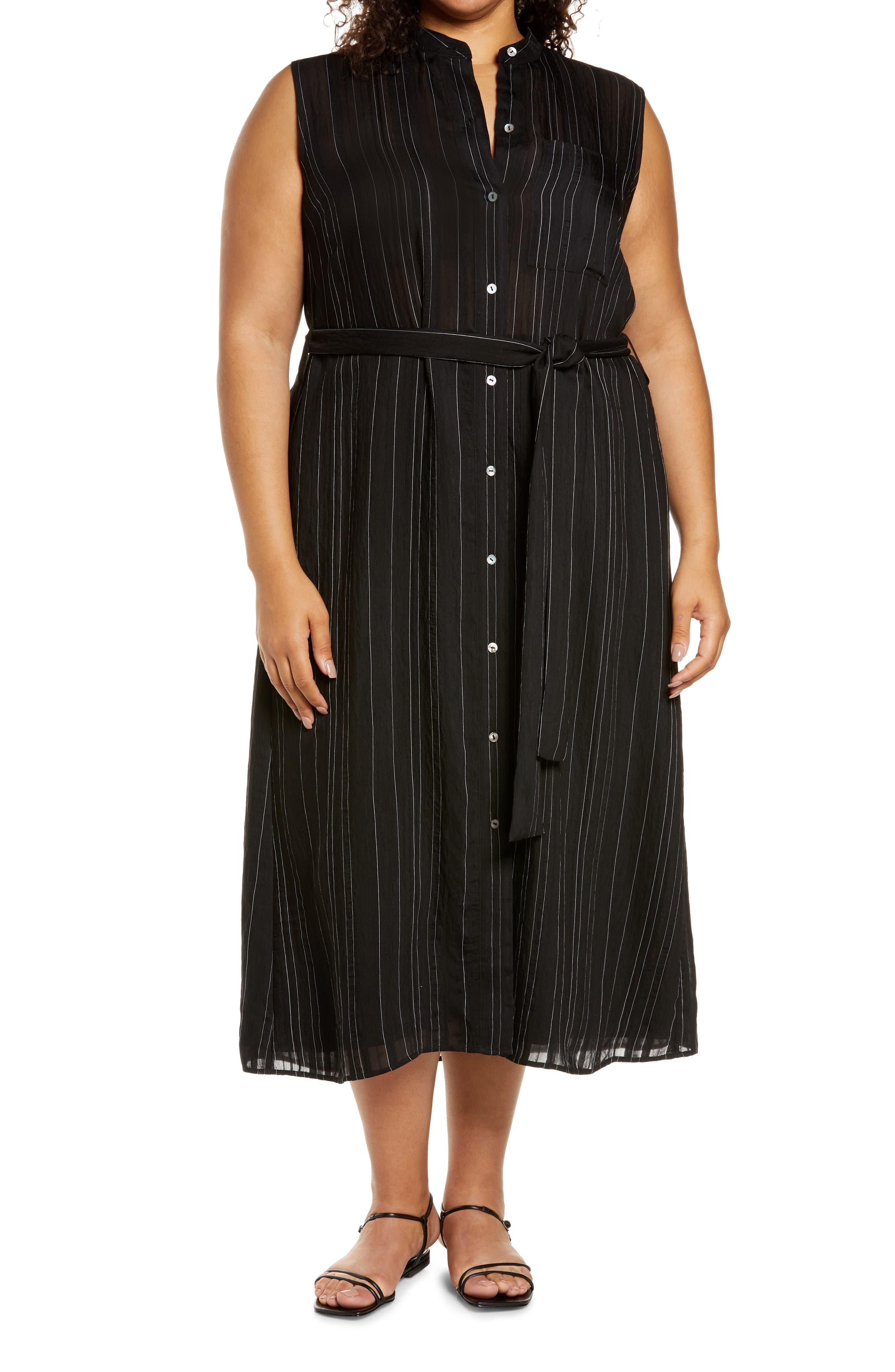 Shirtdress Plus-Size Dresses   Nordstrom