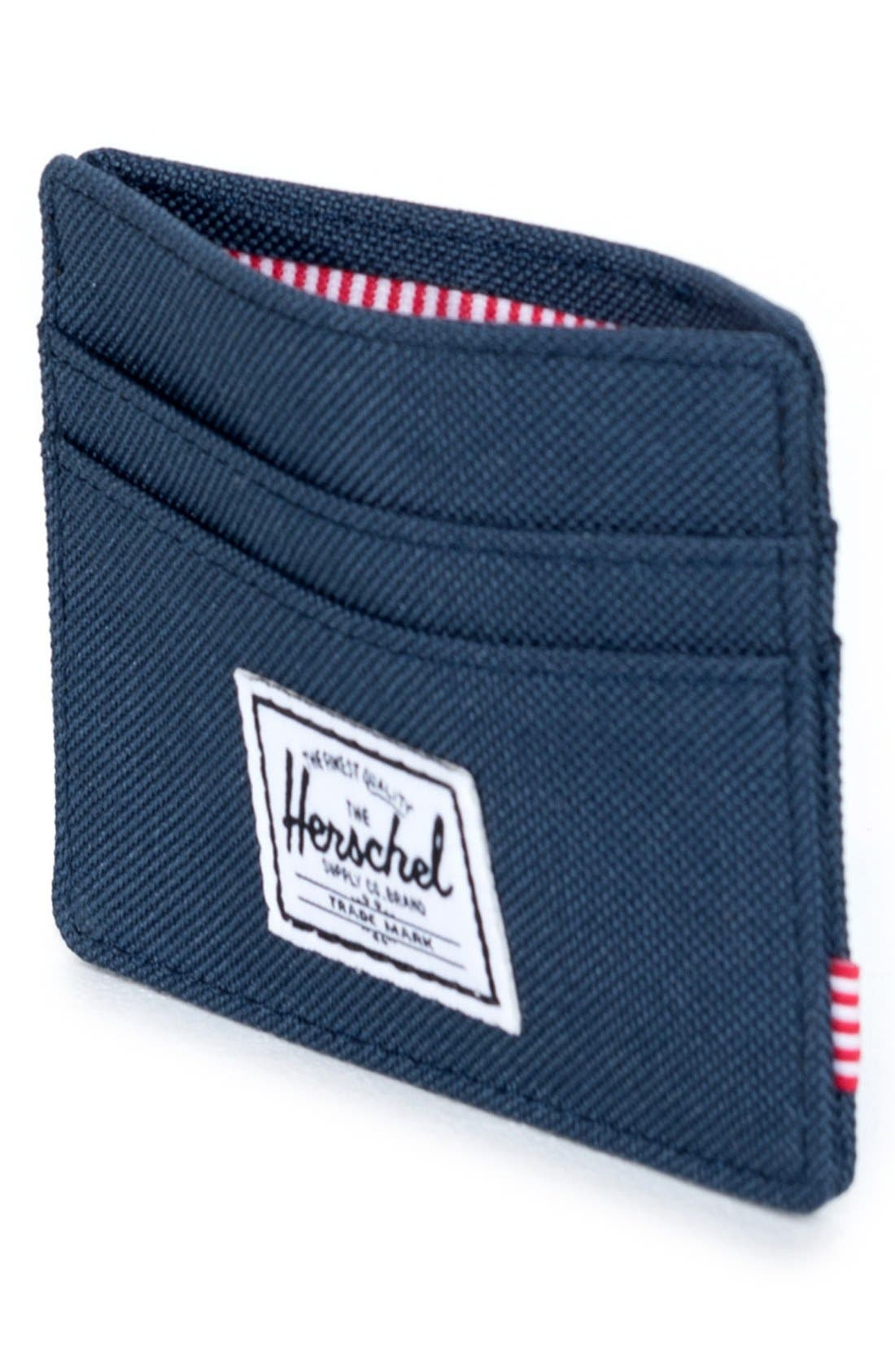 Alternate Image 3  - Herschel Supply Co. 'Charlie' Card Holder