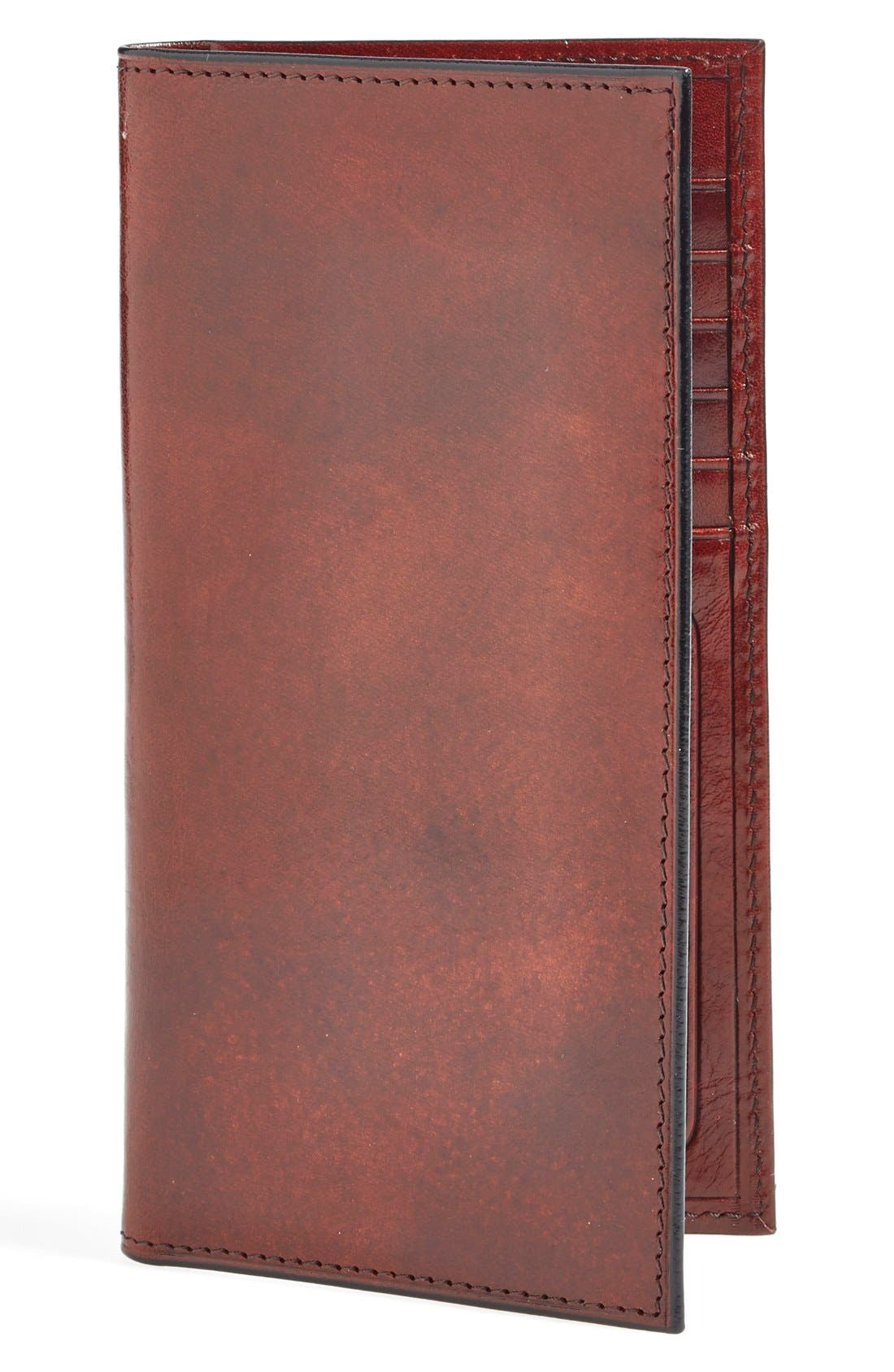 Main Image - Bosca 'Old Leather' Checkbook Wallet