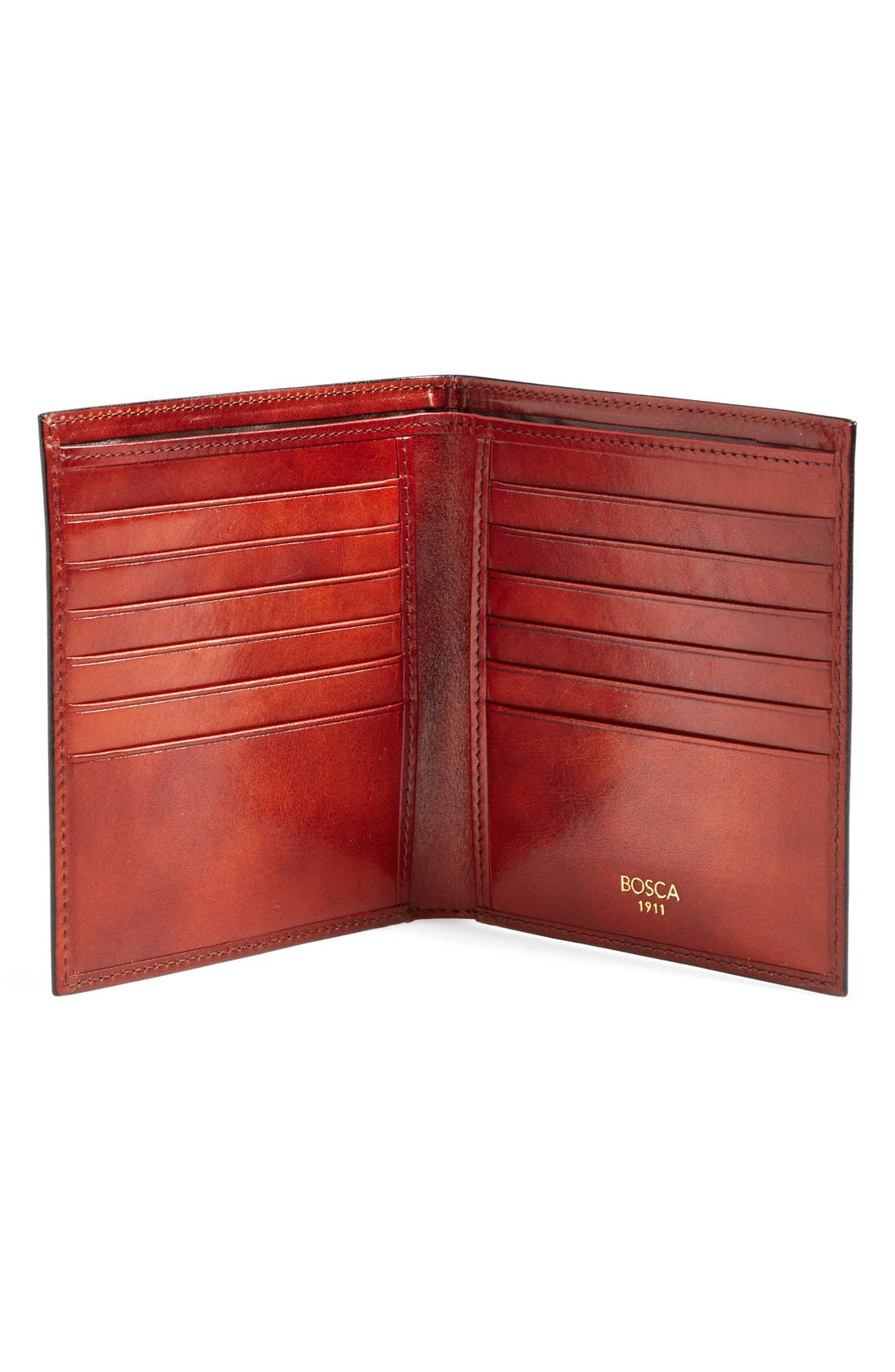 Alternate Image 2  - Bosca 'Old Leather' Credit Wallet