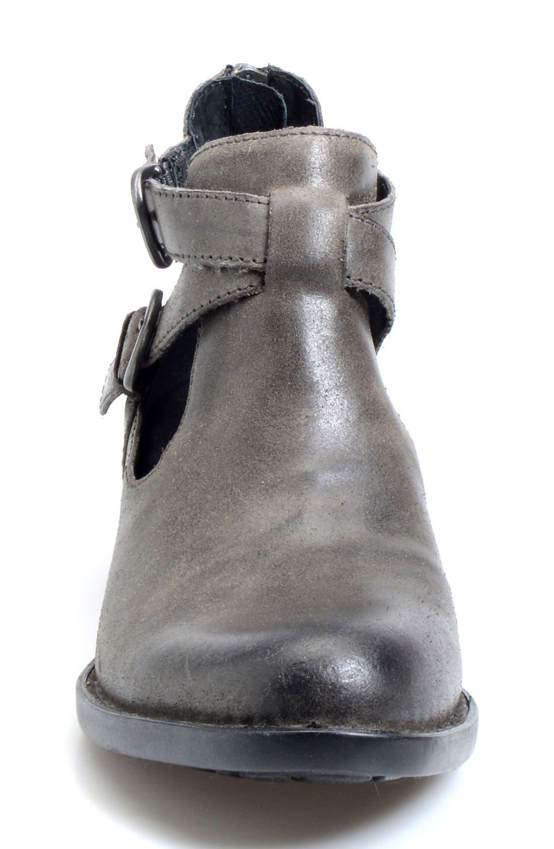 Alternate Image 3  - Børn 'Kamilla' Cutout Ankle Boot (Women)