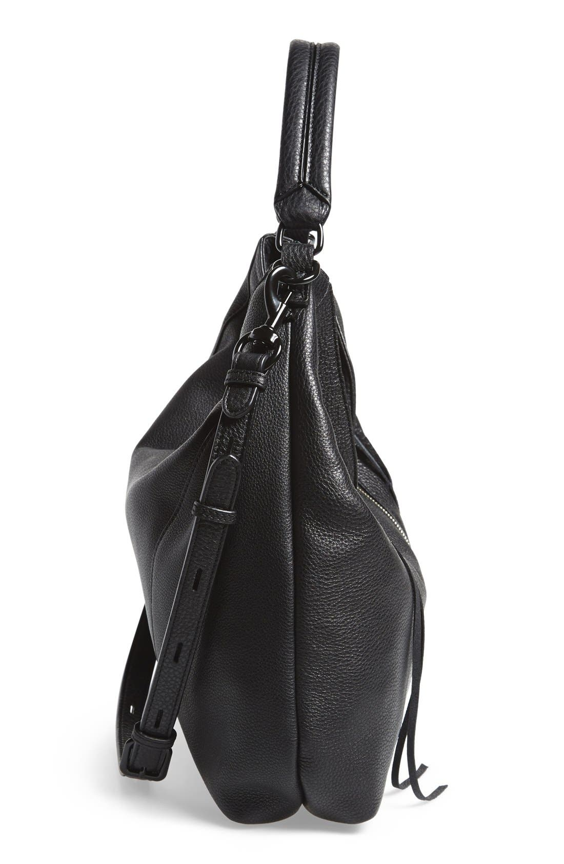 Alternate Image 5  - Rebecca Minkoff 'Moto' Hobo Bag