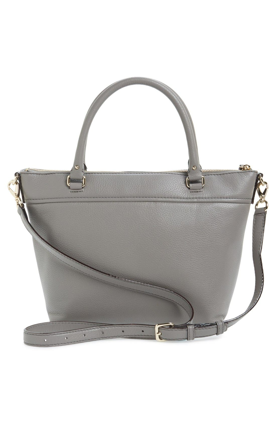 Alternate Image 4  - kate spade new york 'cobble hill - small gina' leather tote