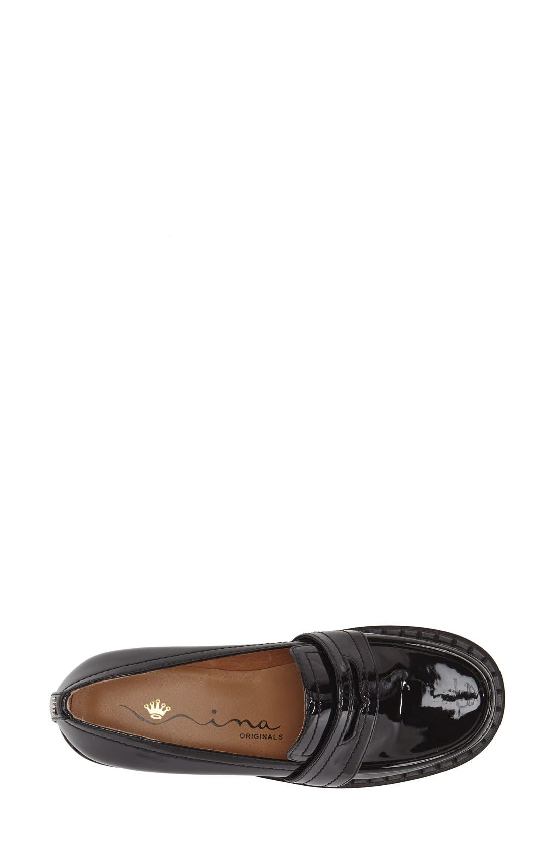Alternate Image 3  - Nina Originals 'Mystique' Penny Loafer (Women)