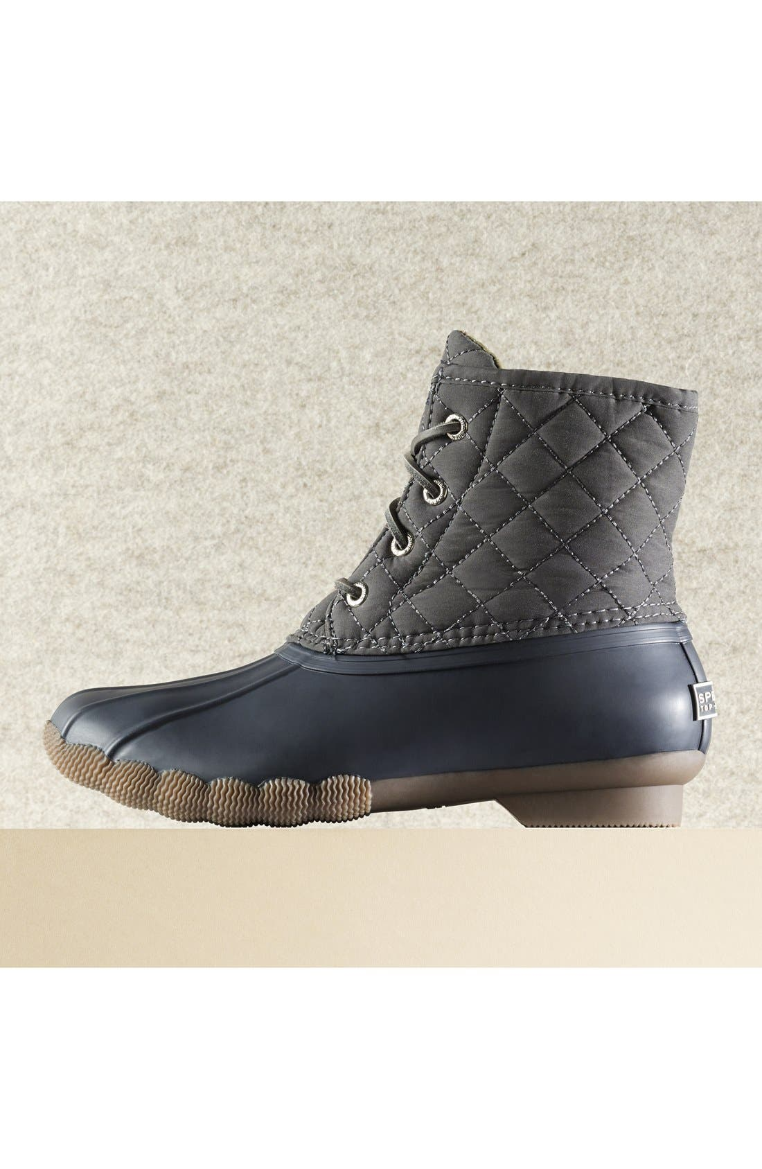 Alternate Image 2  - Sperry 'Saltwater' Waterproof Rain Boot (Women)