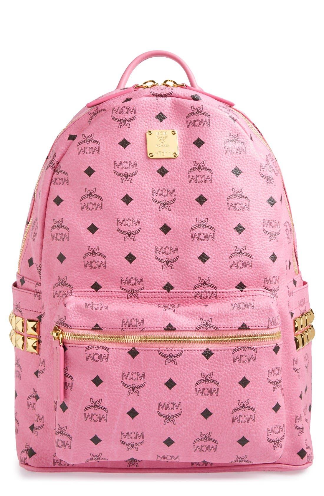 Main Image - MCM 'Medium Stark' Side Stud Backpack