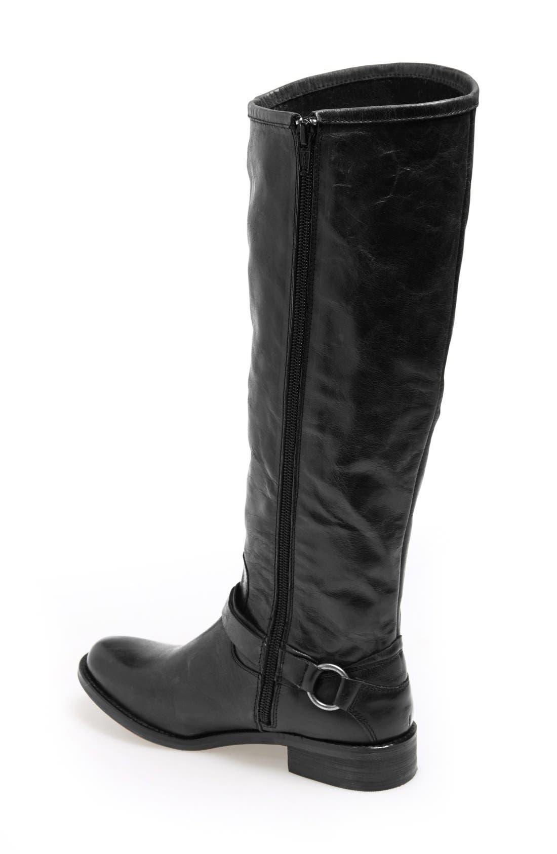 Alternate Image 2  - Hinge 'Dakotah' Knee High Riding Boot (Women)