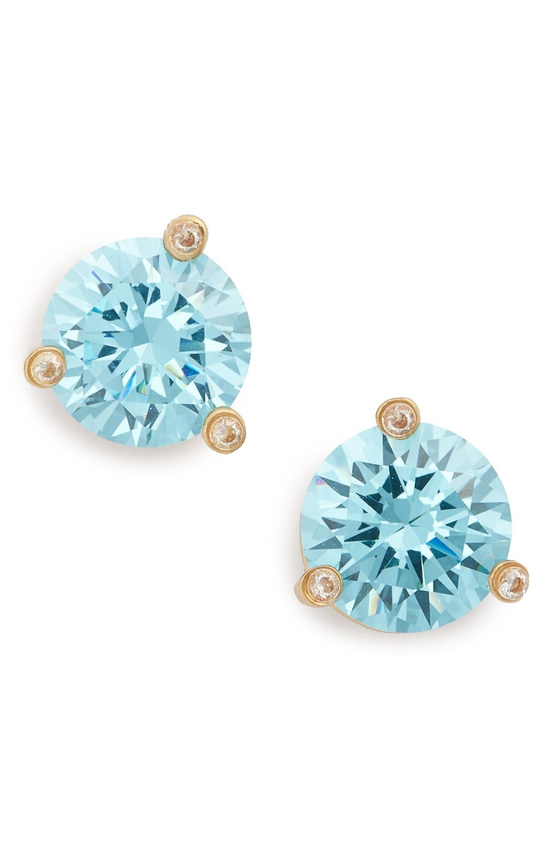 Main Image - kate spade new york 'rise and shine' stud earrings