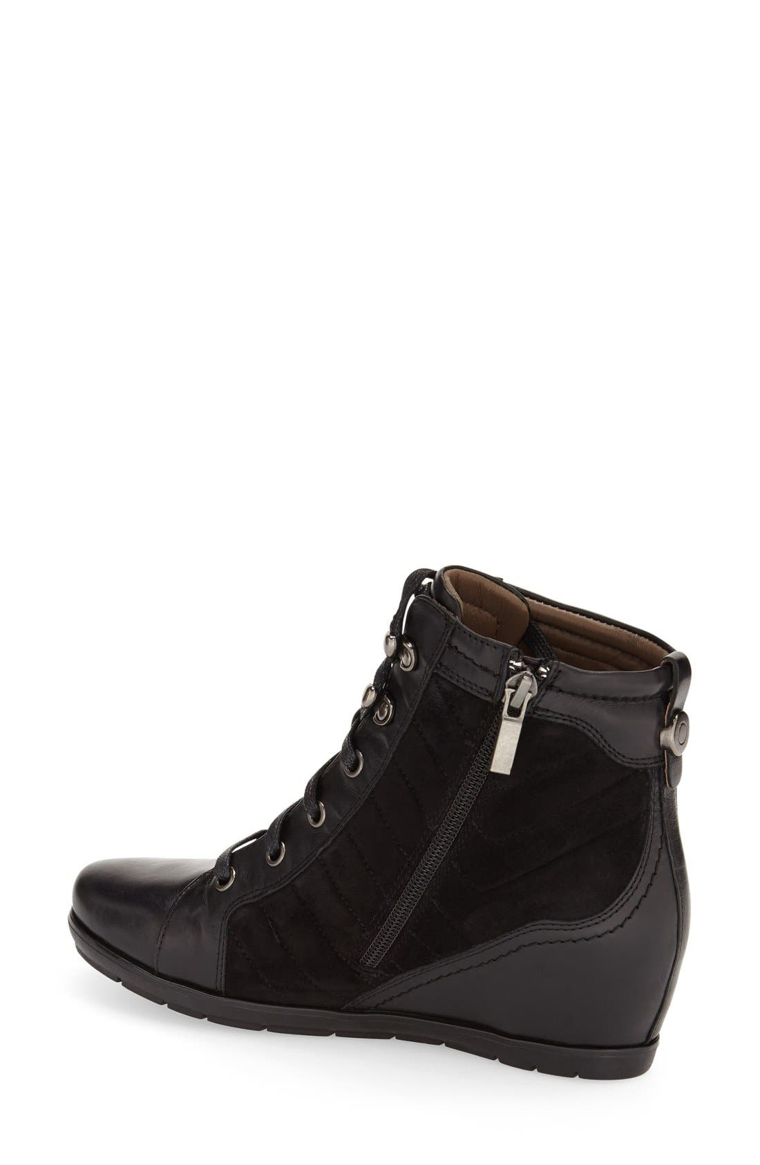 Alternate Image 2  - Earthies® 'Limburg' Wedge Bootie (Women)
