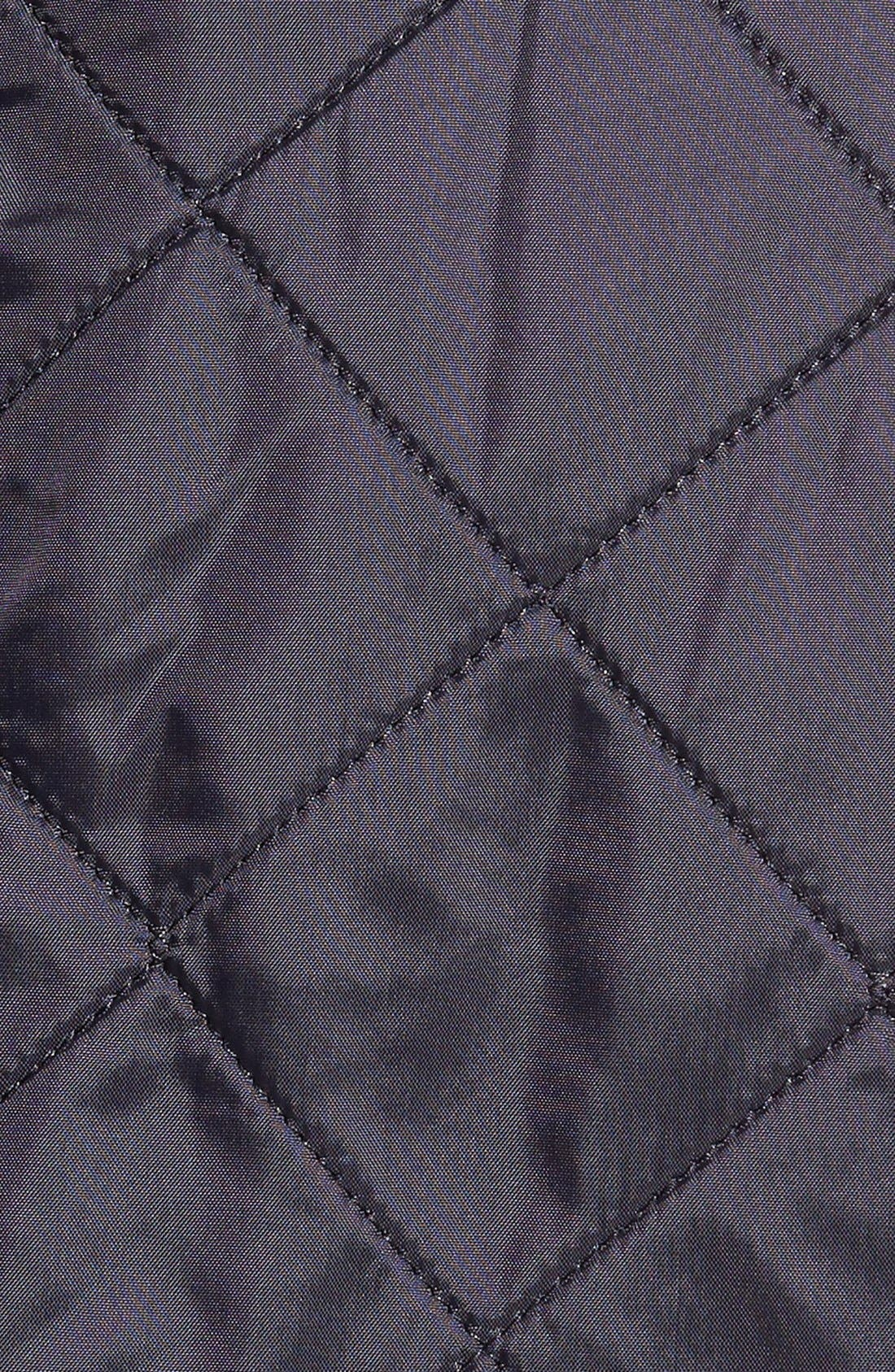 Alternate Image 5  - Barbour 'Ariel' Regular Fit Polarquilt Coat