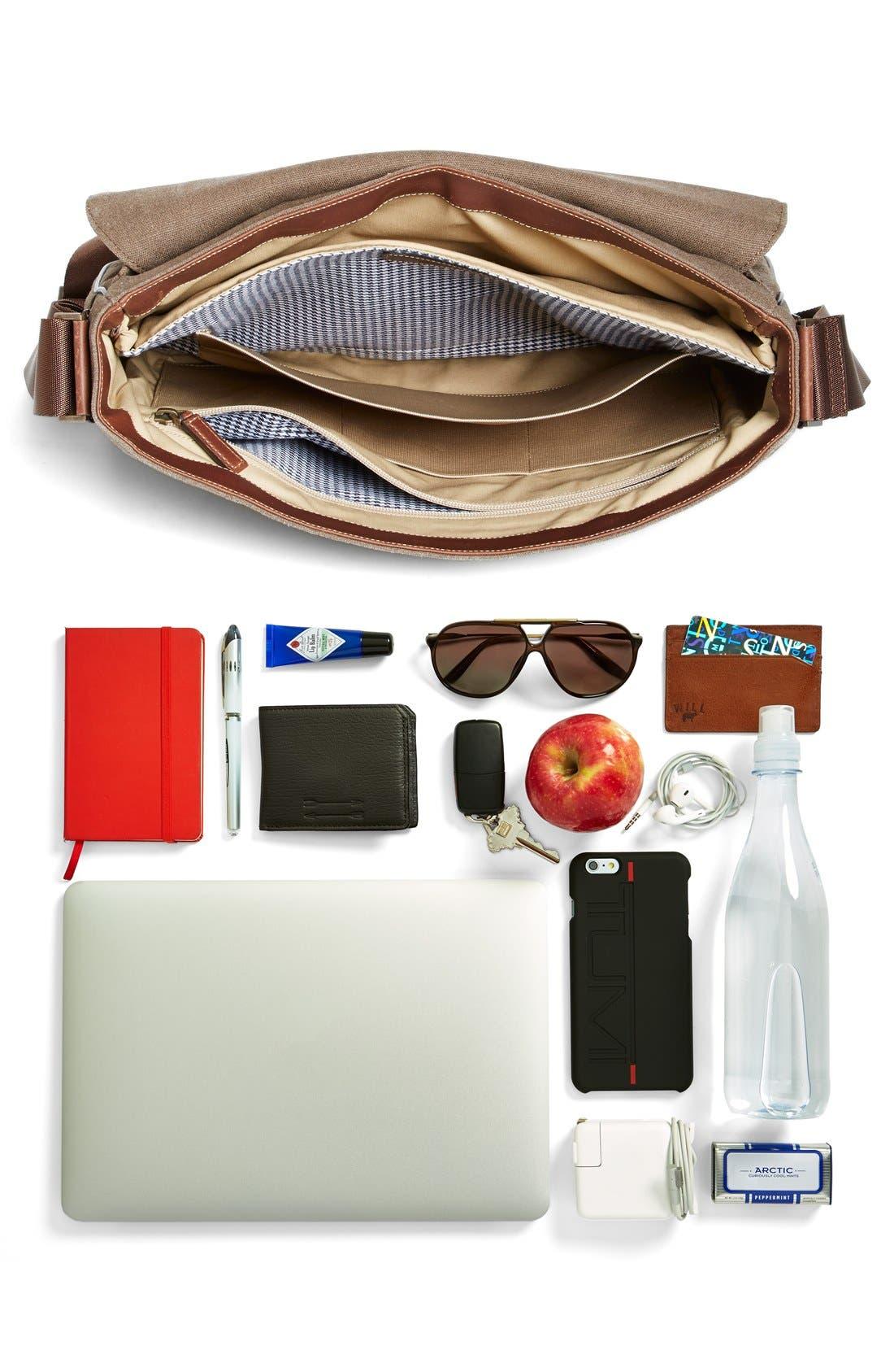 Alternate Image 5  - Boconi 'Bryant' Messenger Bag