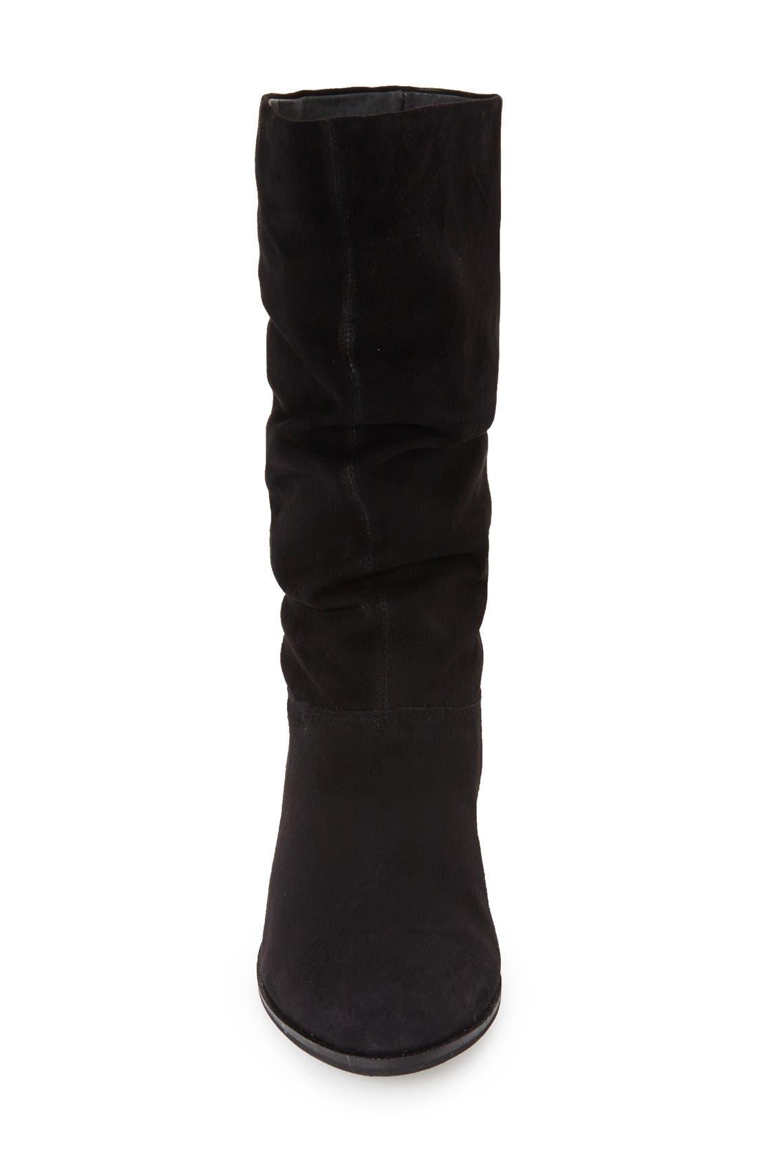 Alternate Image 4  - Dune London'Relissa' Scrunch Boot(Women)