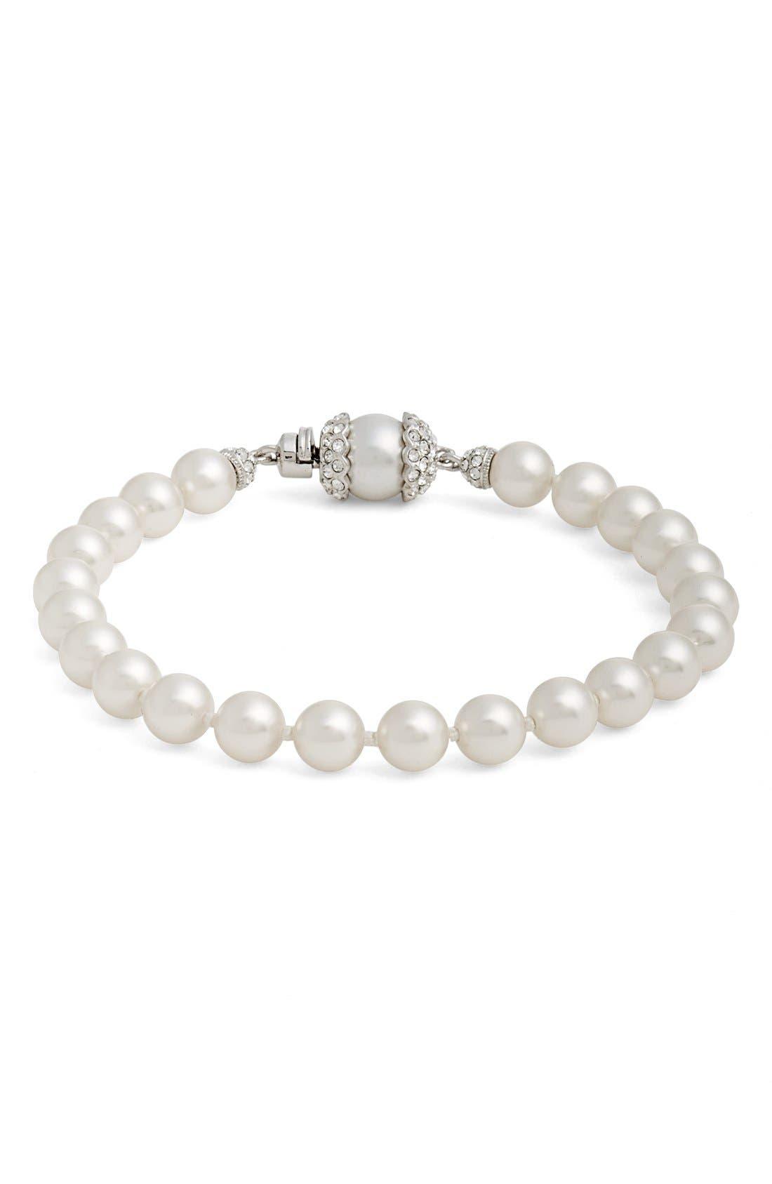 Main Image - NadriImitationPearl Bracelet