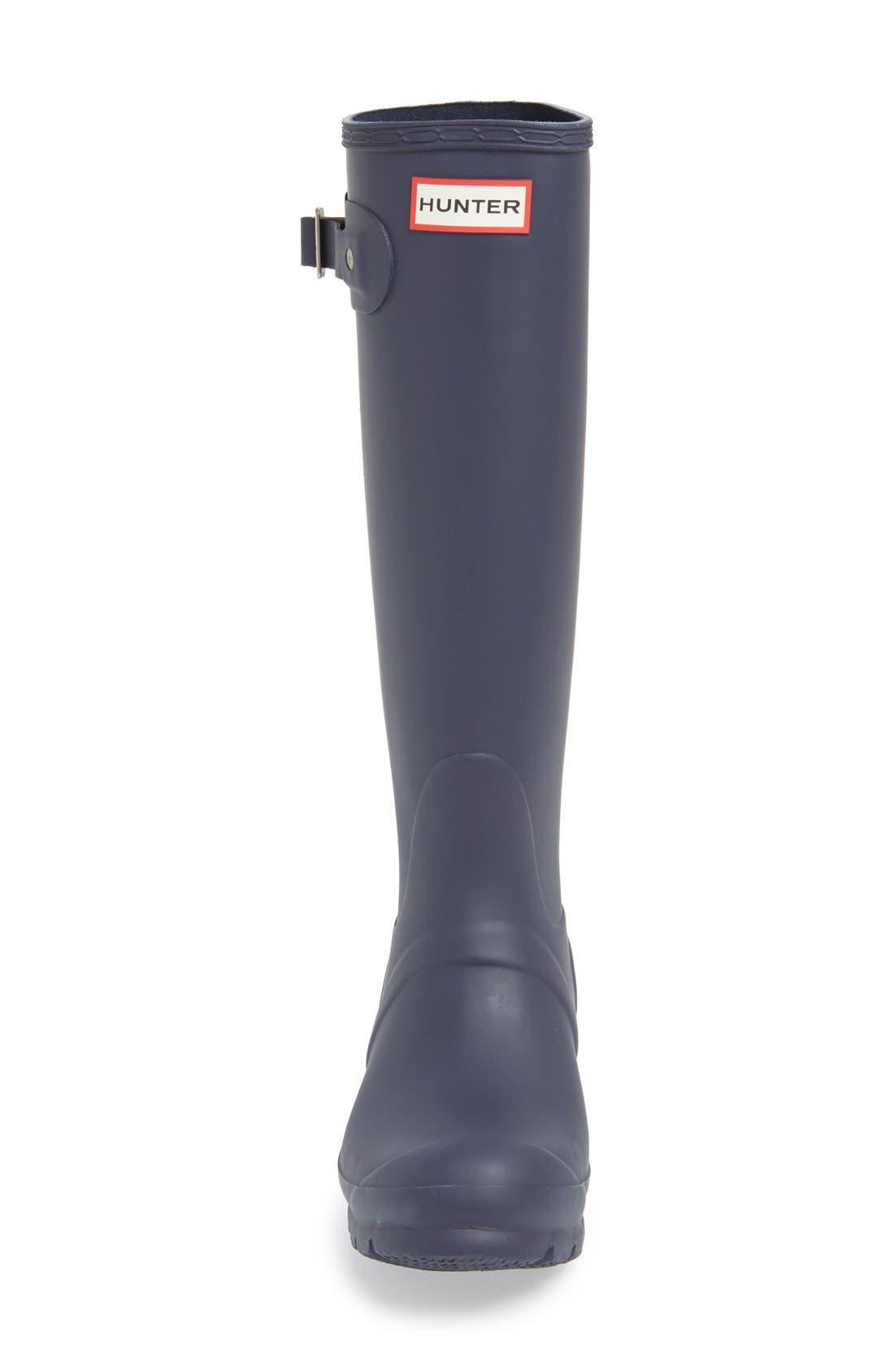 Alternate Image 3  - Hunter 'Original Stripe' Waterproof Rubber Boot (Women)