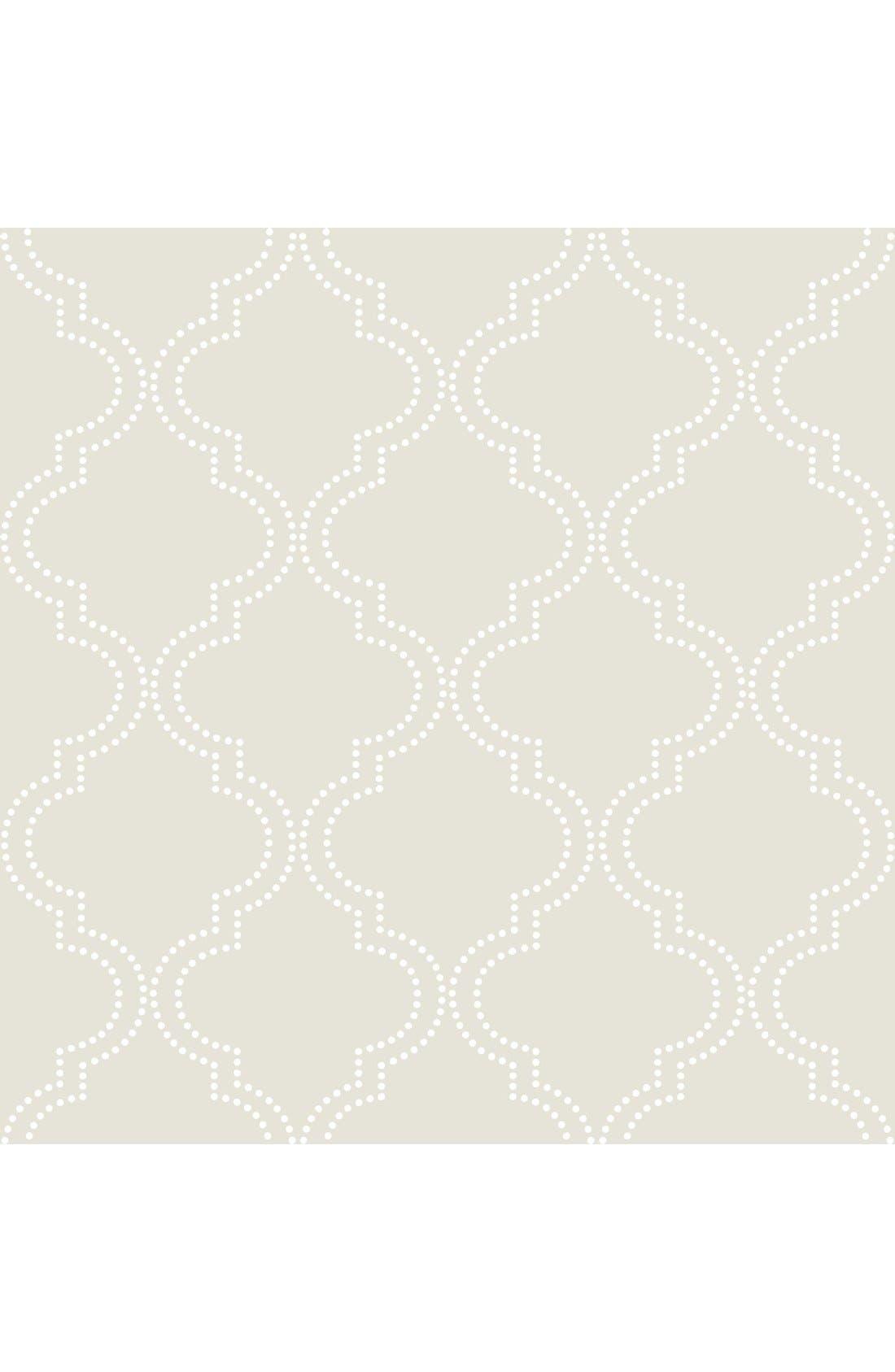 Wallpops 'Quatrefoil'  Peel & Stick Vinyl Wallpaper