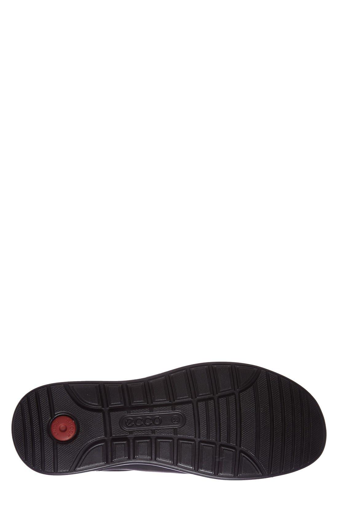 'Howell' Slip-On,                             Alternate thumbnail 4, color,                             Black
