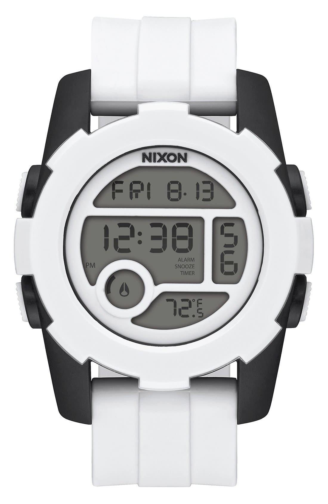 Main Image - Nixon 'Star Wars - The Unit Stormtrooper' Digital Watch, 40mm