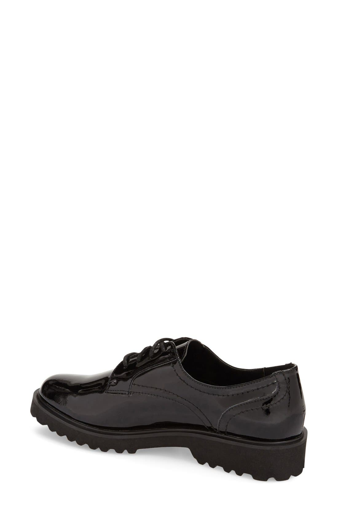 Alternate Image 4  - Dune London 'Filipo' Lug Sole Water Resistant Oxford (Women)