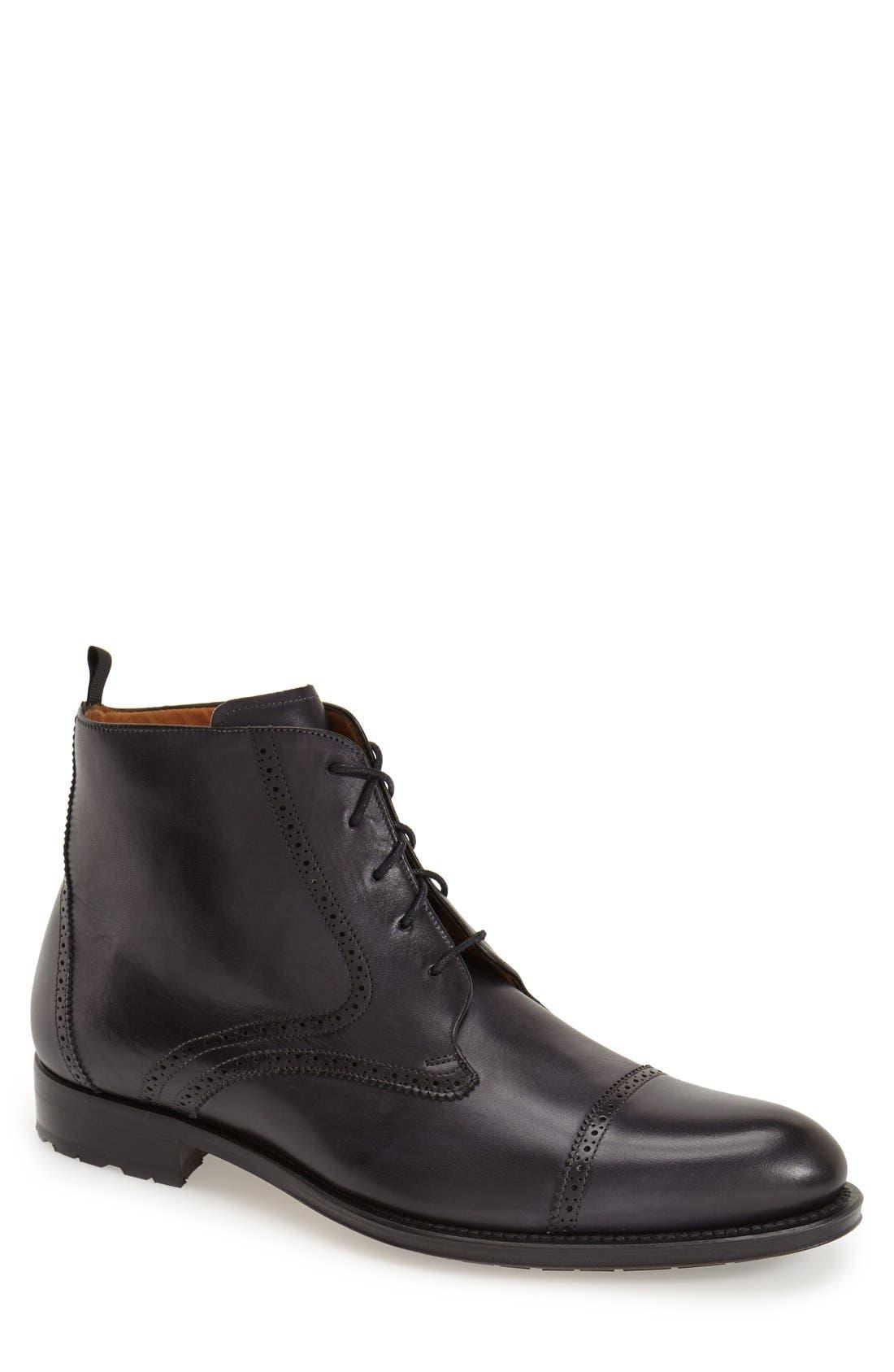 'Breman' Boot,                         Main,                         color, Graphite