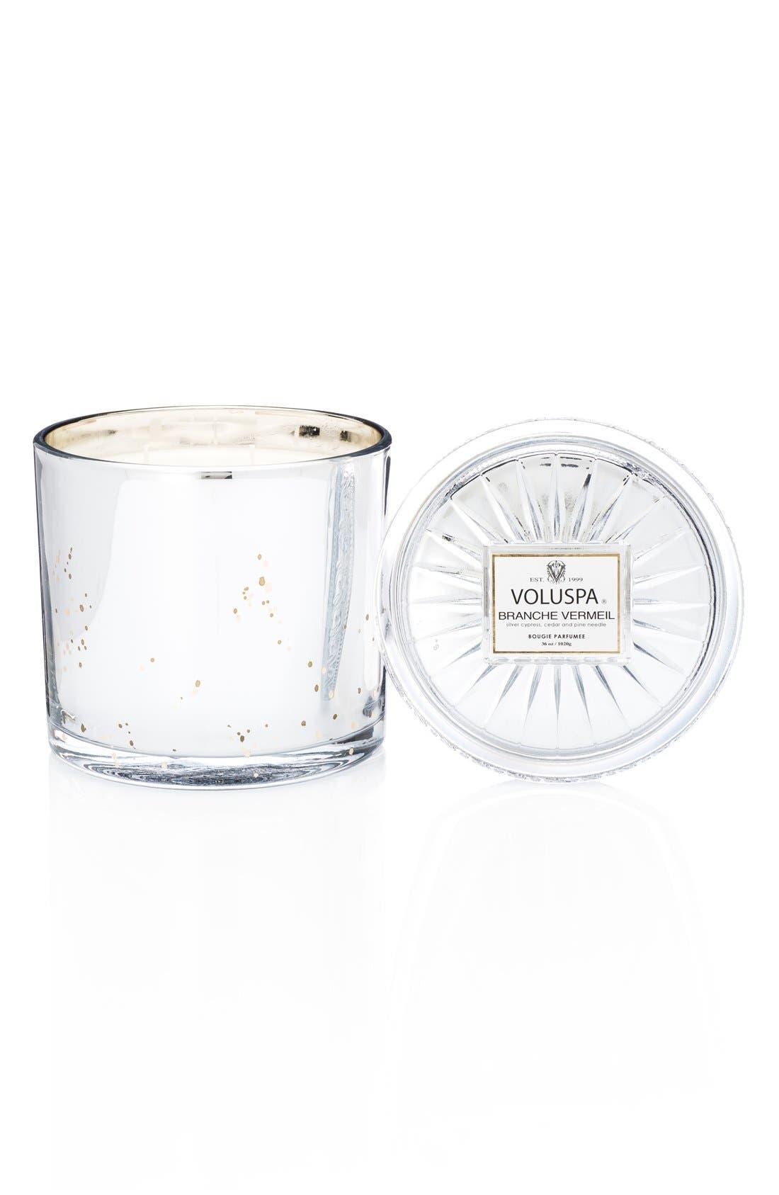 Main Image - Voluspa 'Vermeil - Branche Vermeil' Grande Maison Candle