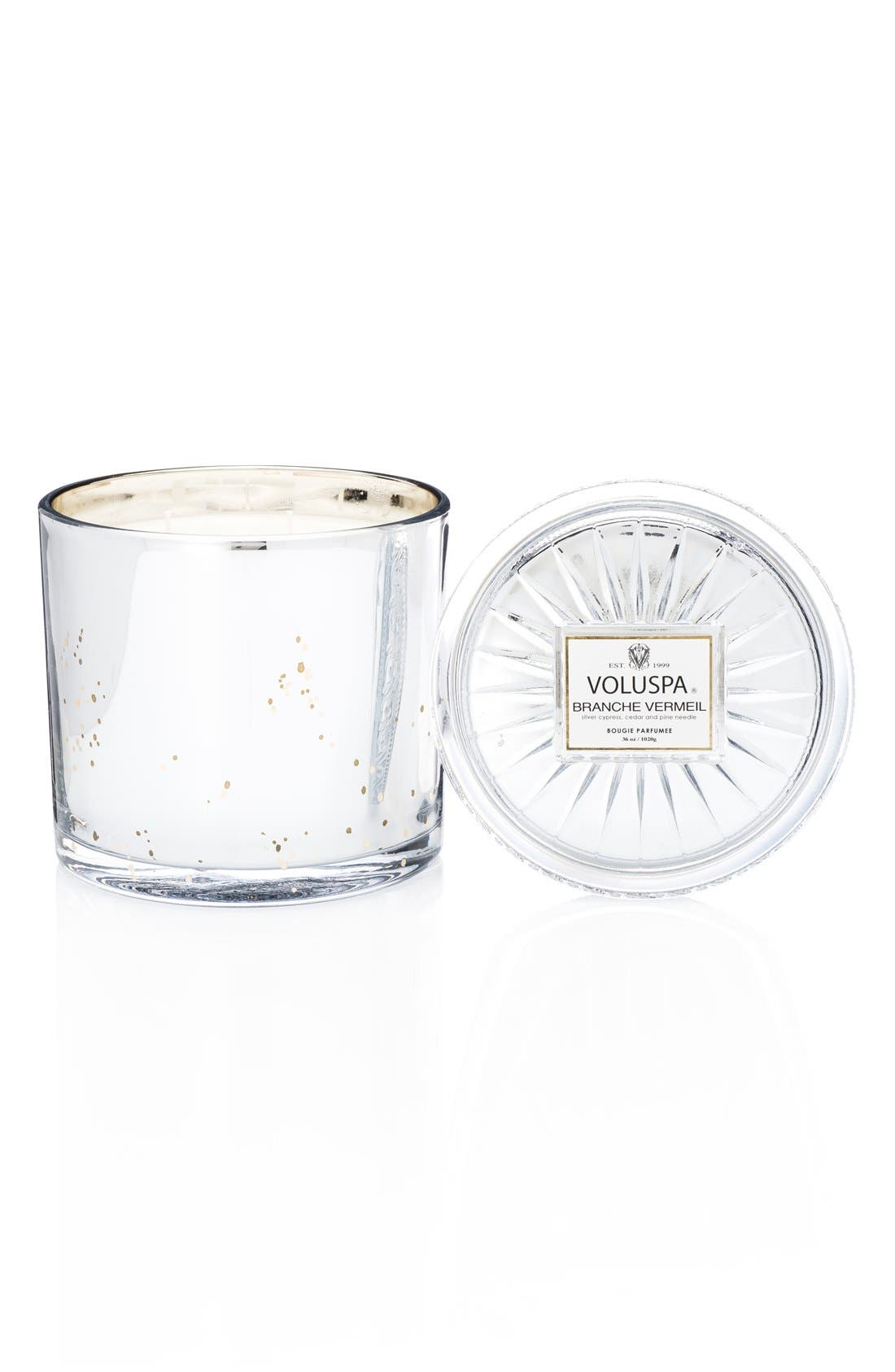 Alternate Image 1 Selected - Voluspa 'Vermeil - Branche Vermeil' Grande Maison Candle