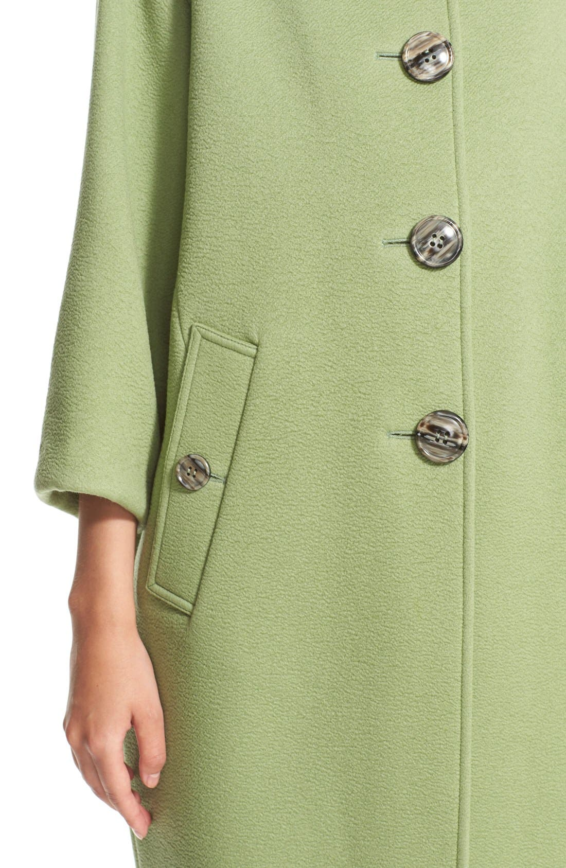 Alternate Image 6  - Burberry Prorsum Cashmere Coat