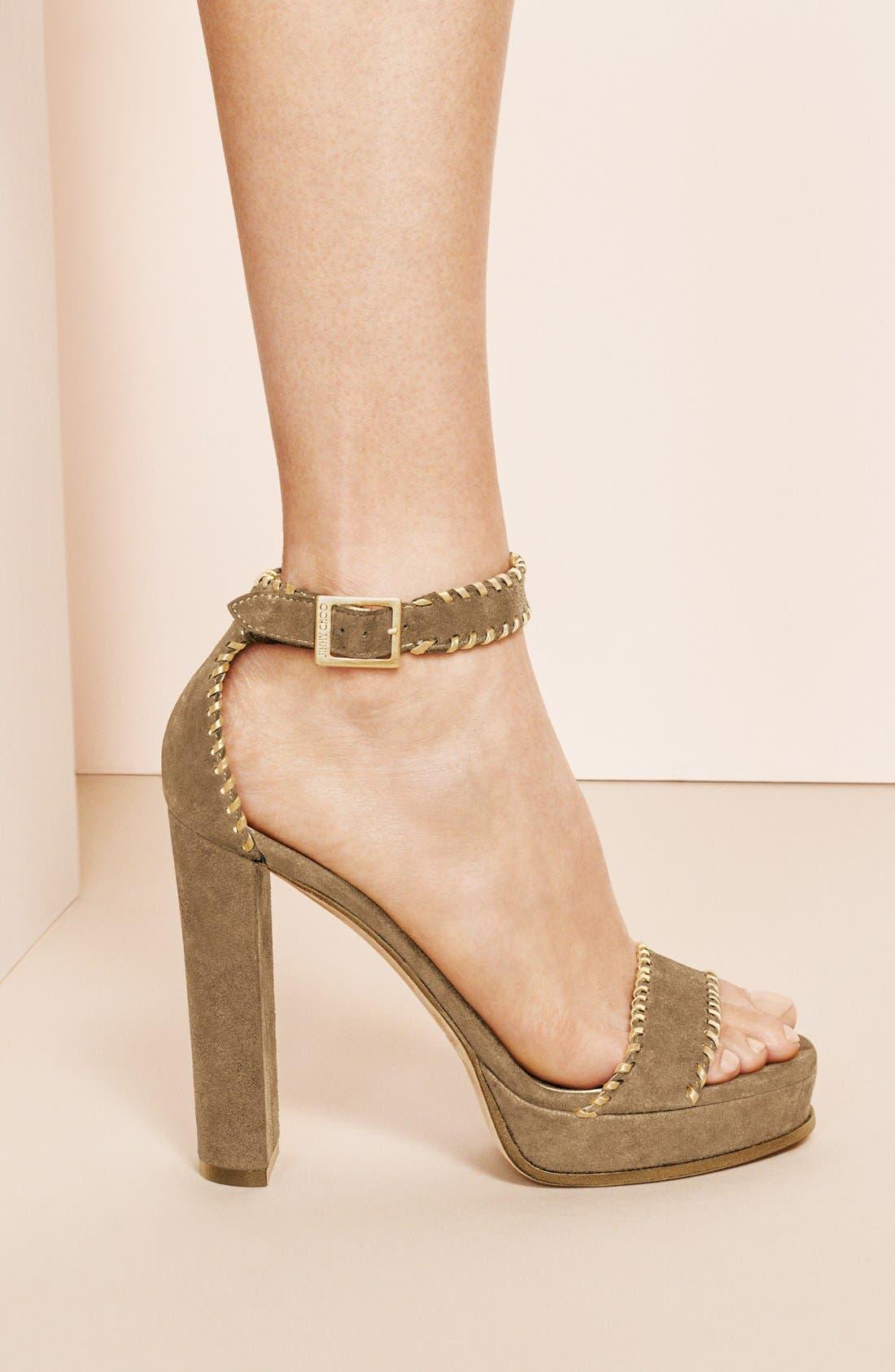 Alternate Image 7  - Jimmy Choo 'Holly' Sandal (Women)