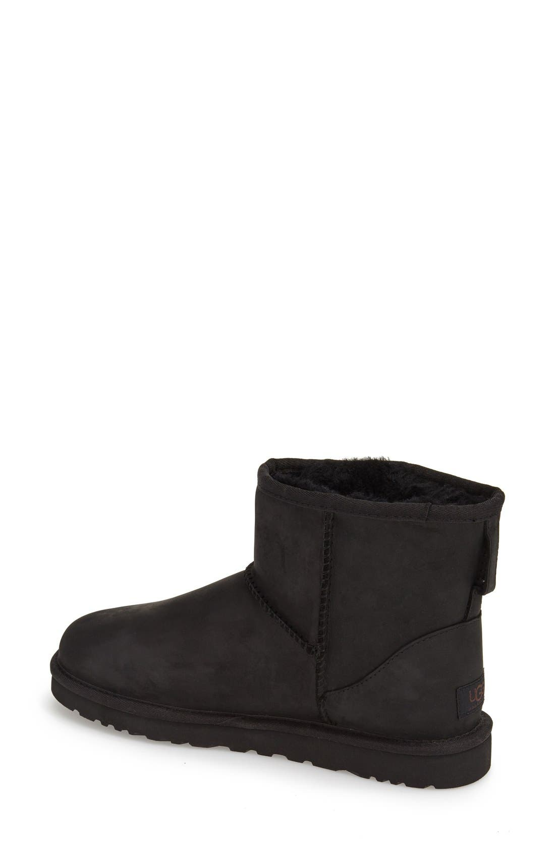 Alternate Image 2  - UGG® Classic Mini Boot (Women)