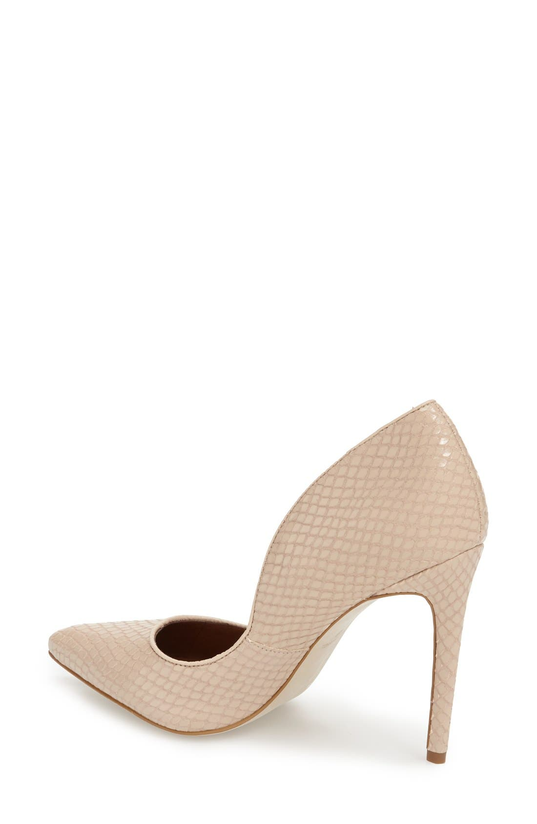 Alternate Image 2  - Steve Madden 'Dipper' Pump (Women)