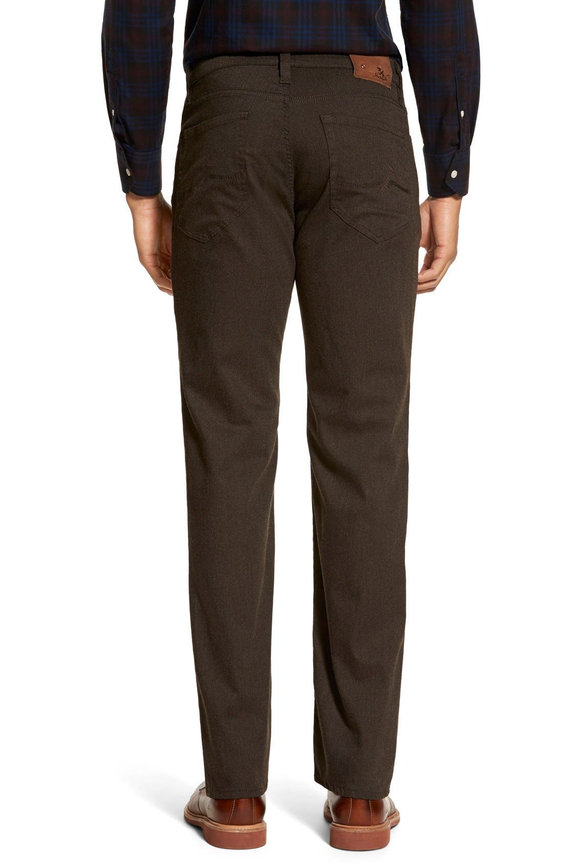 Alternate Image 6  - 34 Heritage 'Charisma' Relaxed Fit Jeans (Mocca Luxe)