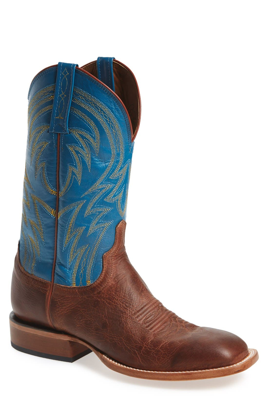 LUCCHESE Alan Western Boot