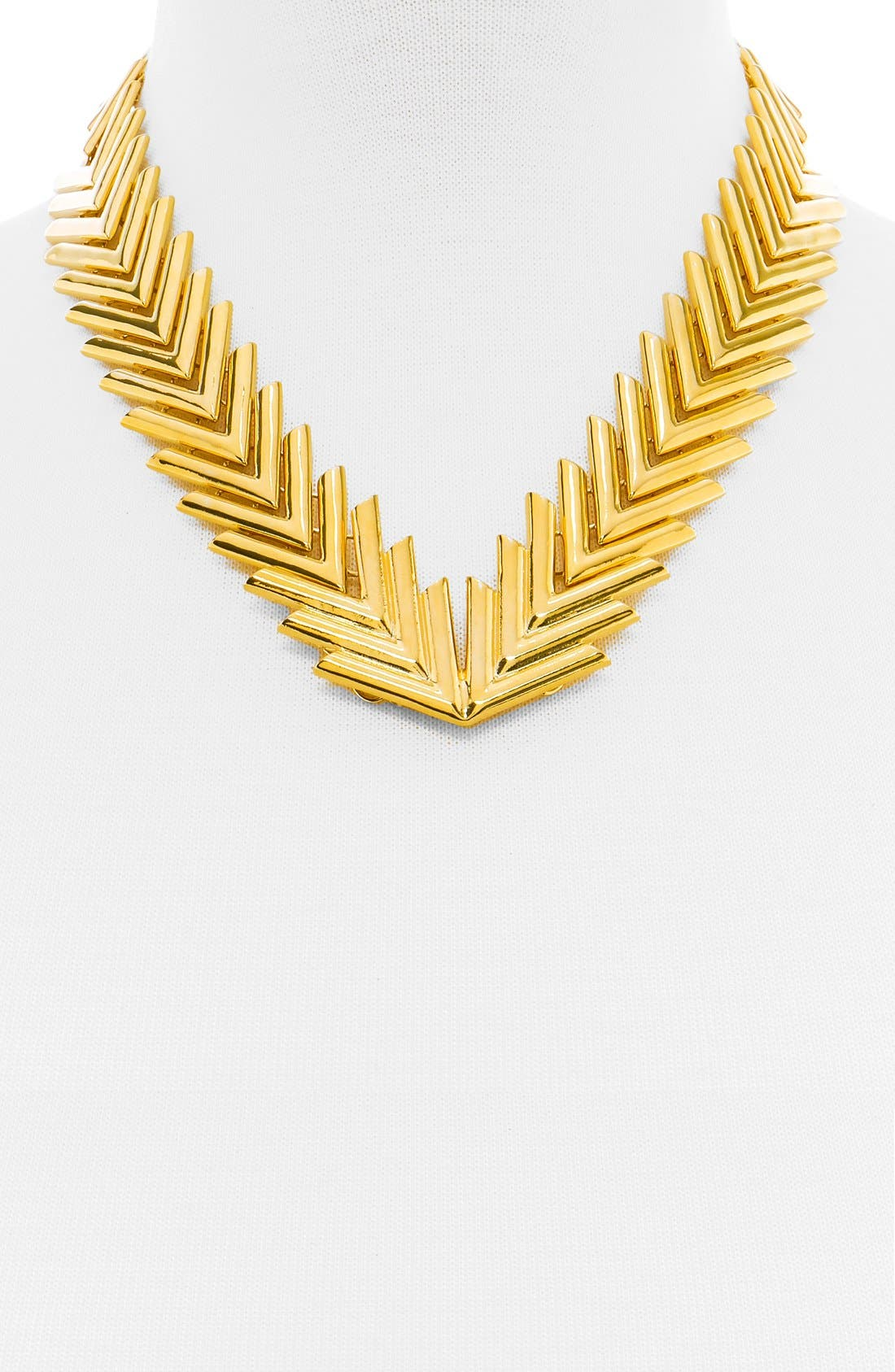 Alternate Image 2  - BaubleBar 'Poisson' Collar Necklace