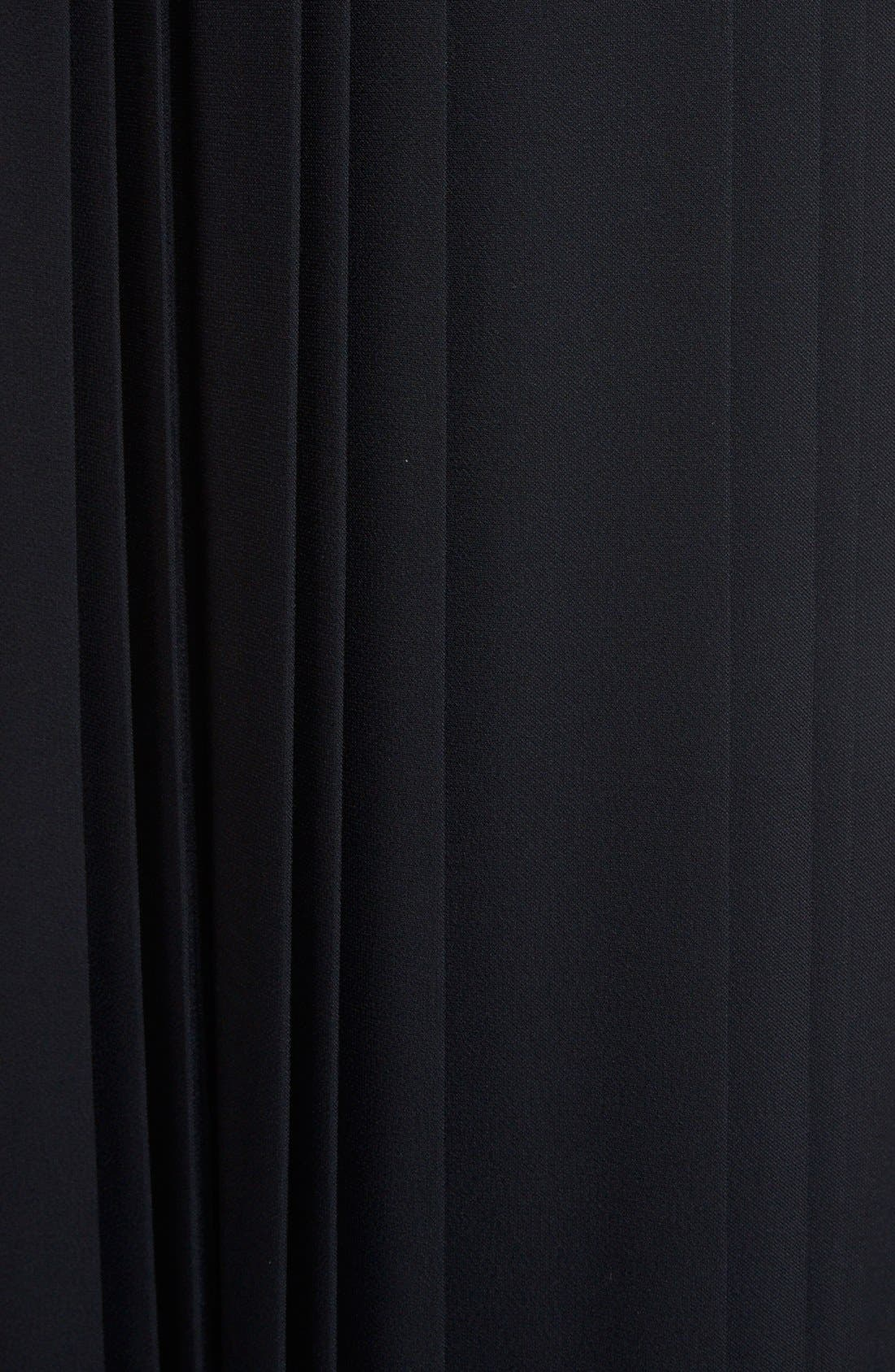 Alternate Image 3  - Chloé Pleated Cady Maxi Skirt