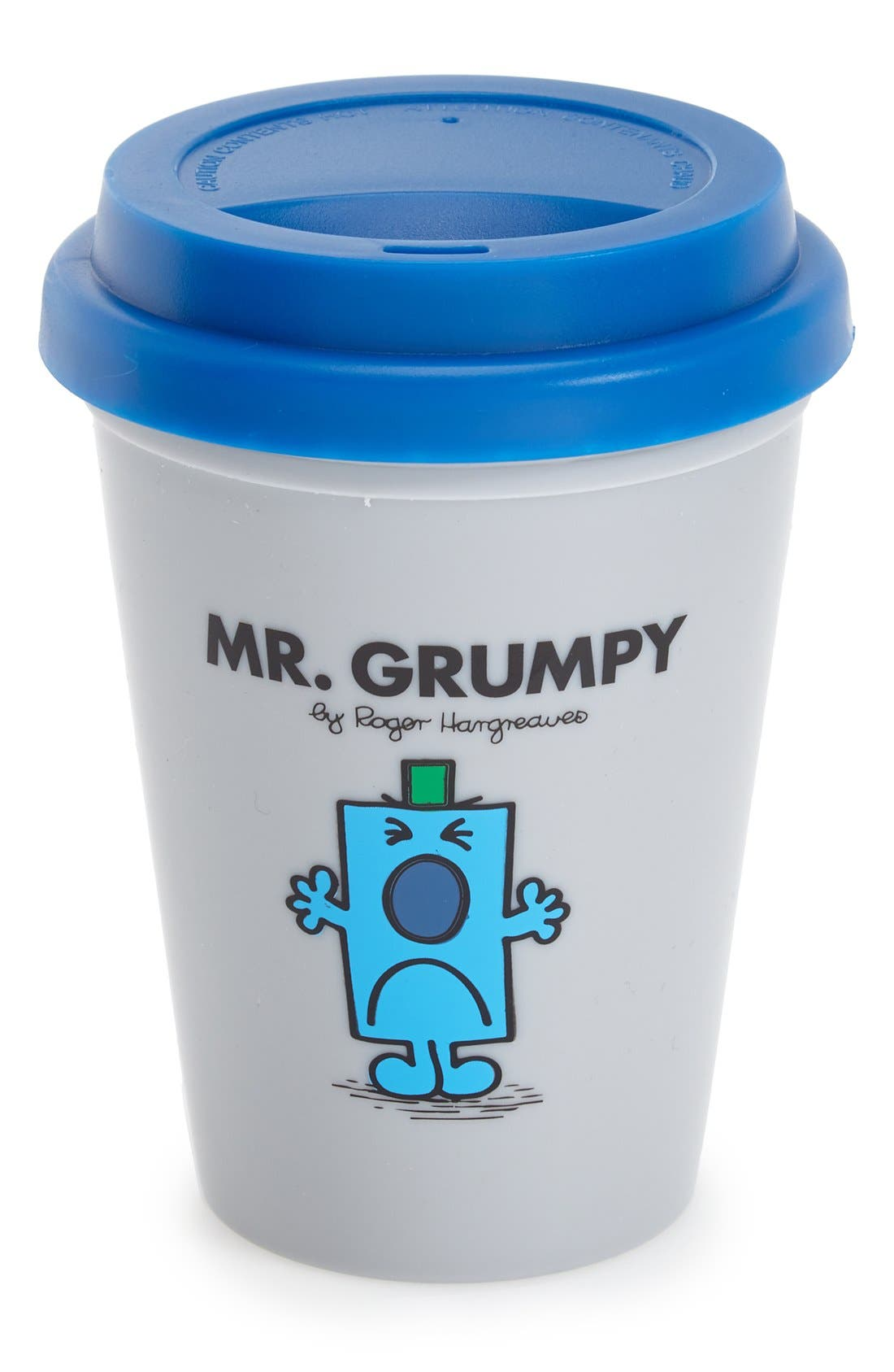 Alternate Image 1 Selected - Wild & Wolf 'Mr. Grumpy' Travel Mug