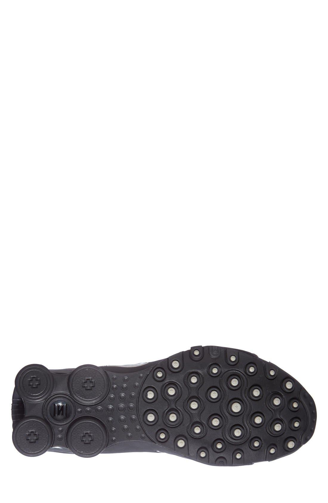 Alternate Image 4  - Nike 'Shox NZ' Running Shoe (Men)
