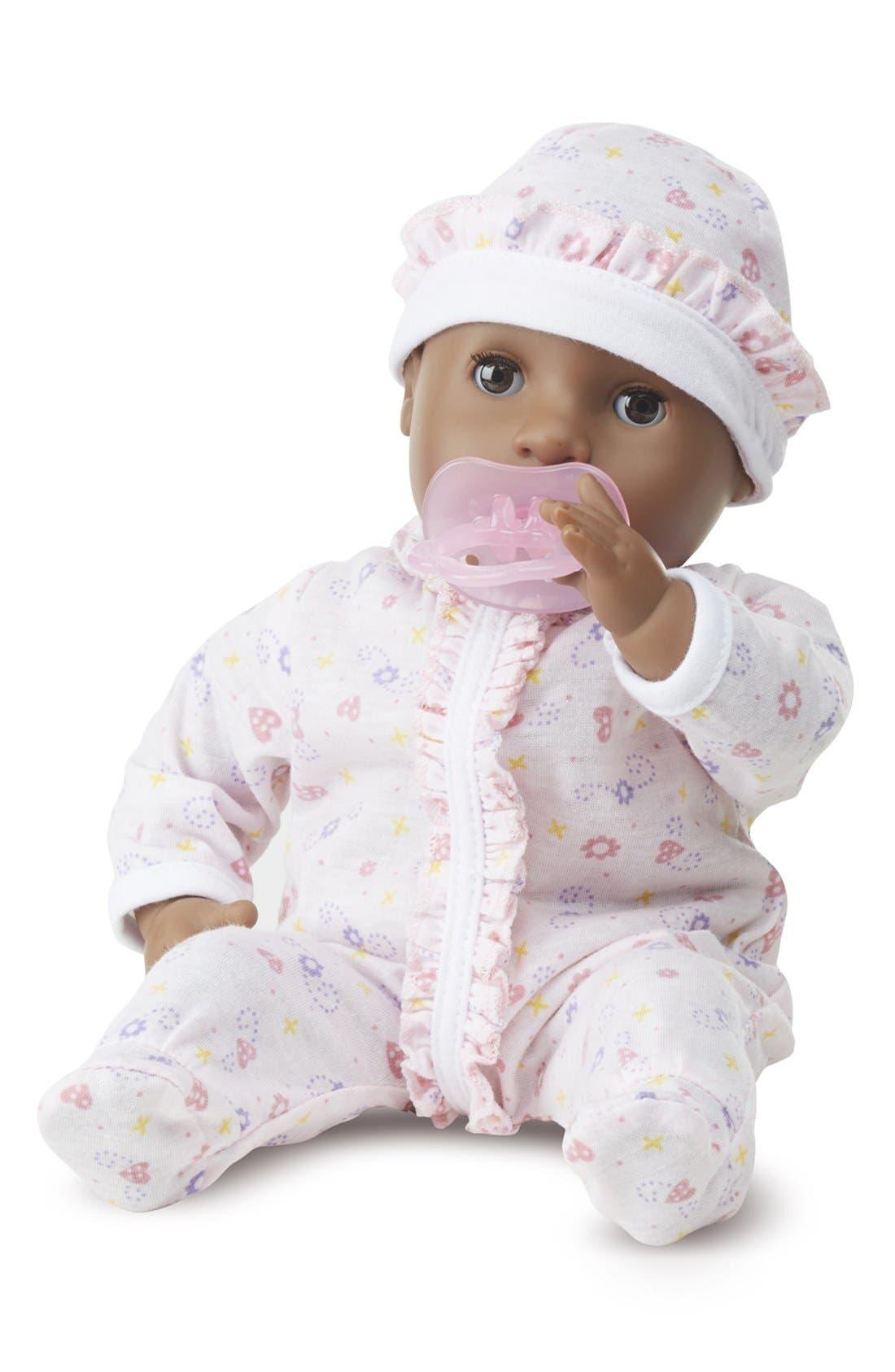 Main Image - Melissa & Doug 'Mine to Love - Gabrielle' Baby Doll