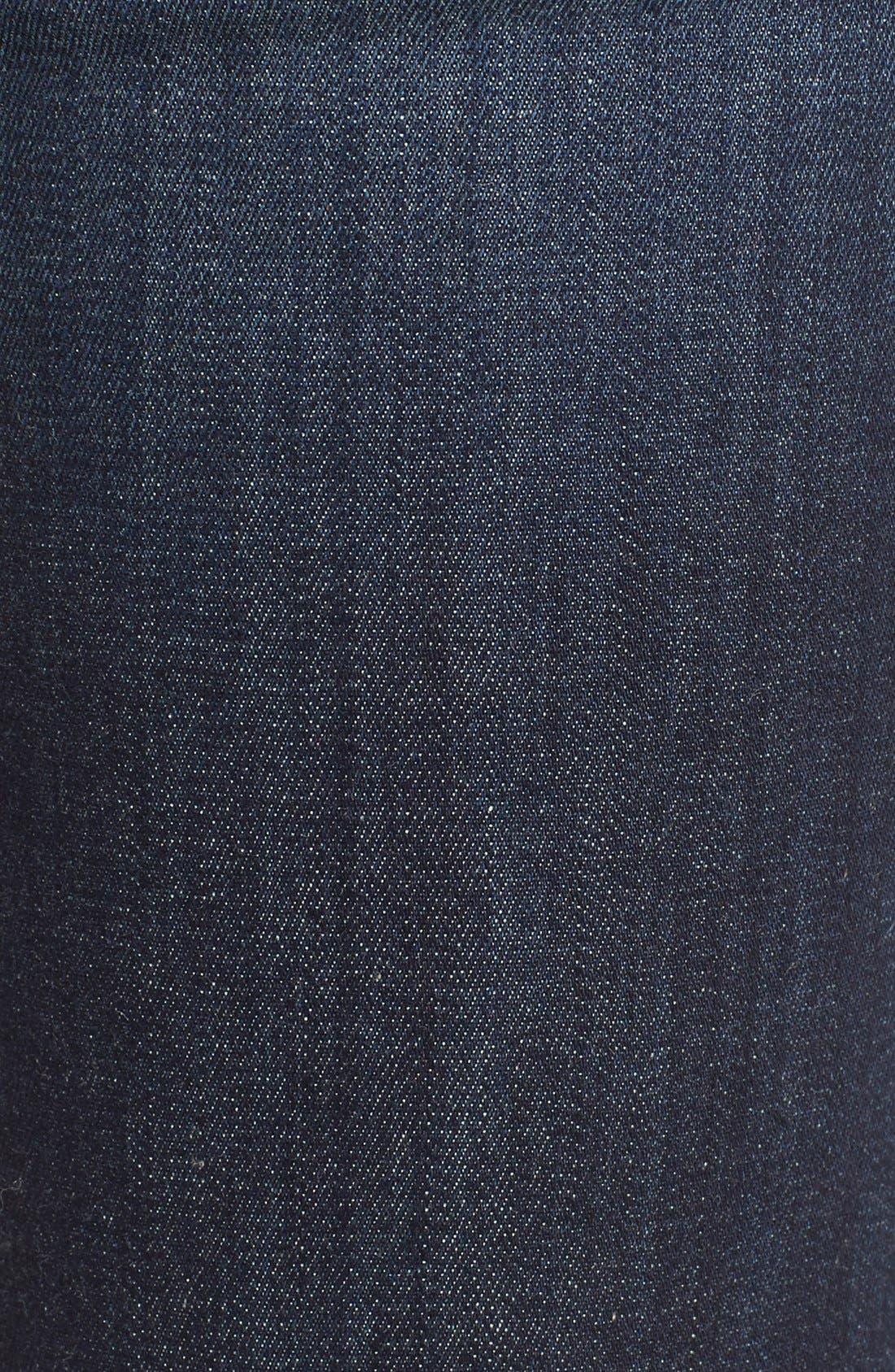 Alternate Image 4  - Hudson Jeans 'Collin' Skinny Jeans (Stella)