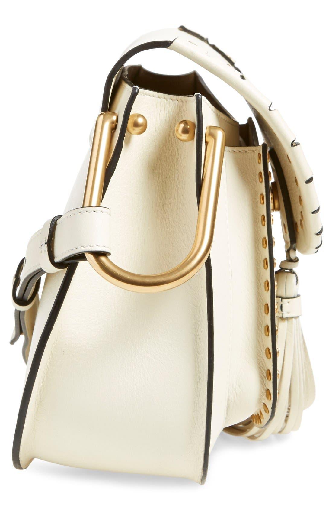 Alternate Image 4  - Chloé 'Small Hudson' Studded Shoulder Bag