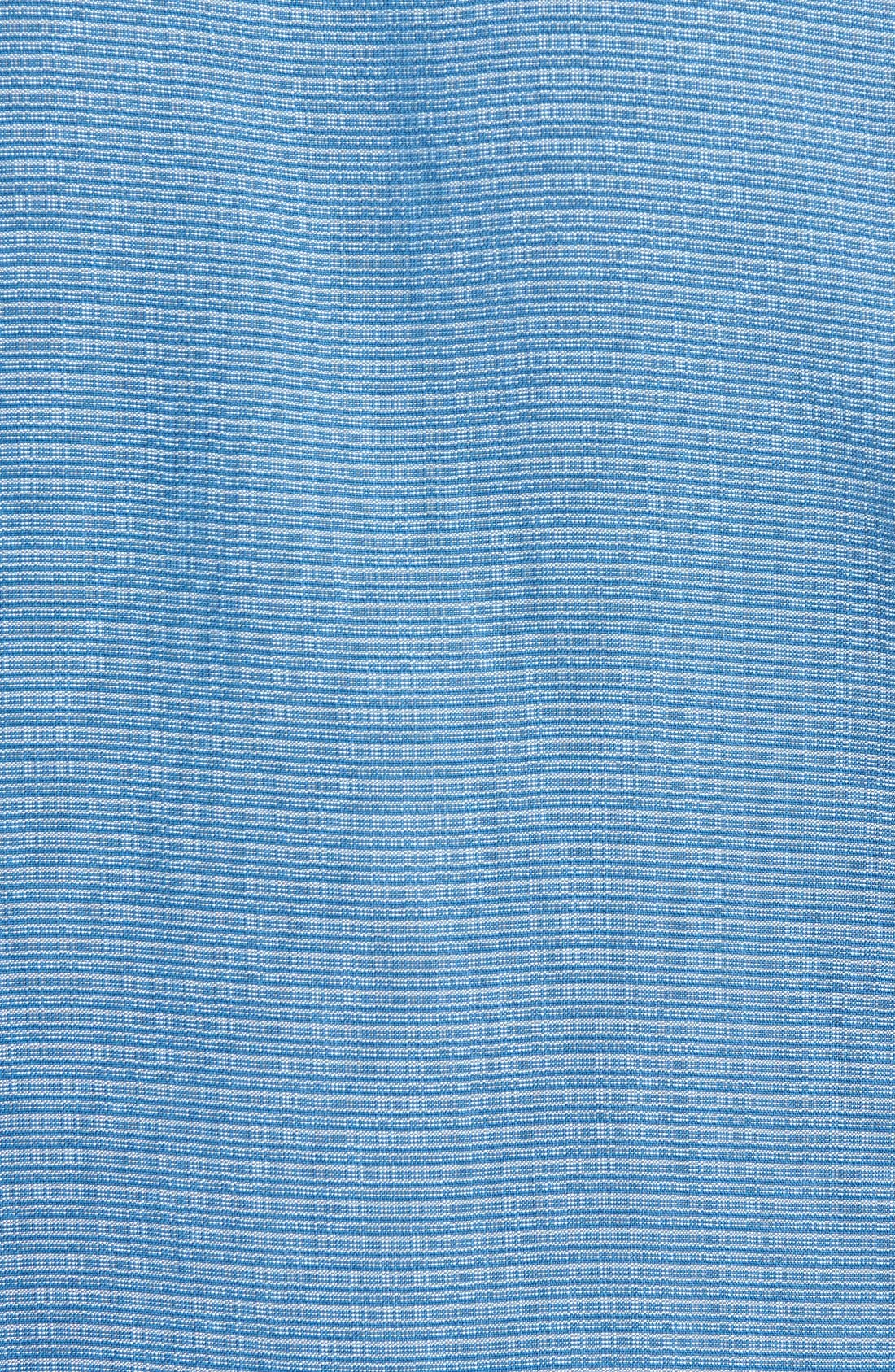 'Wind N Sea' Regular Fit Sport Shirt,                             Alternate thumbnail 5, color,                             Navy