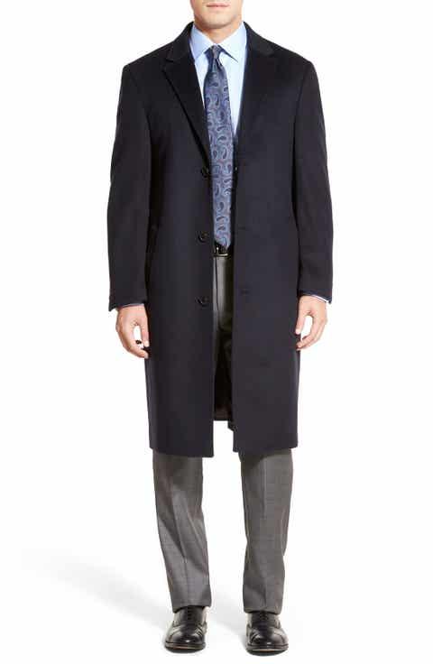 Blue Top Coats, Overcoats & Trench Coats for Men | Nordstrom