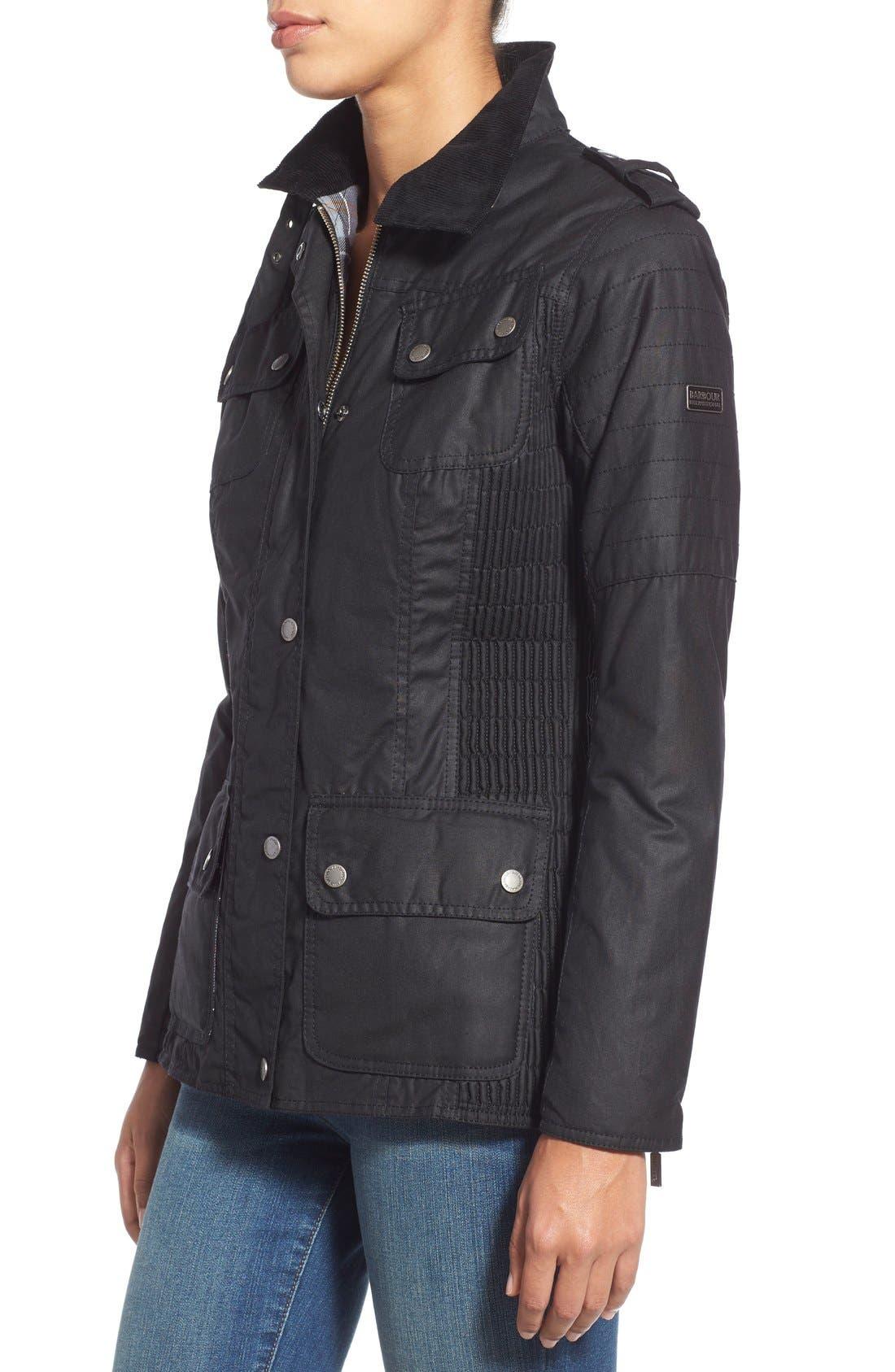 Barbour fireblade jacket