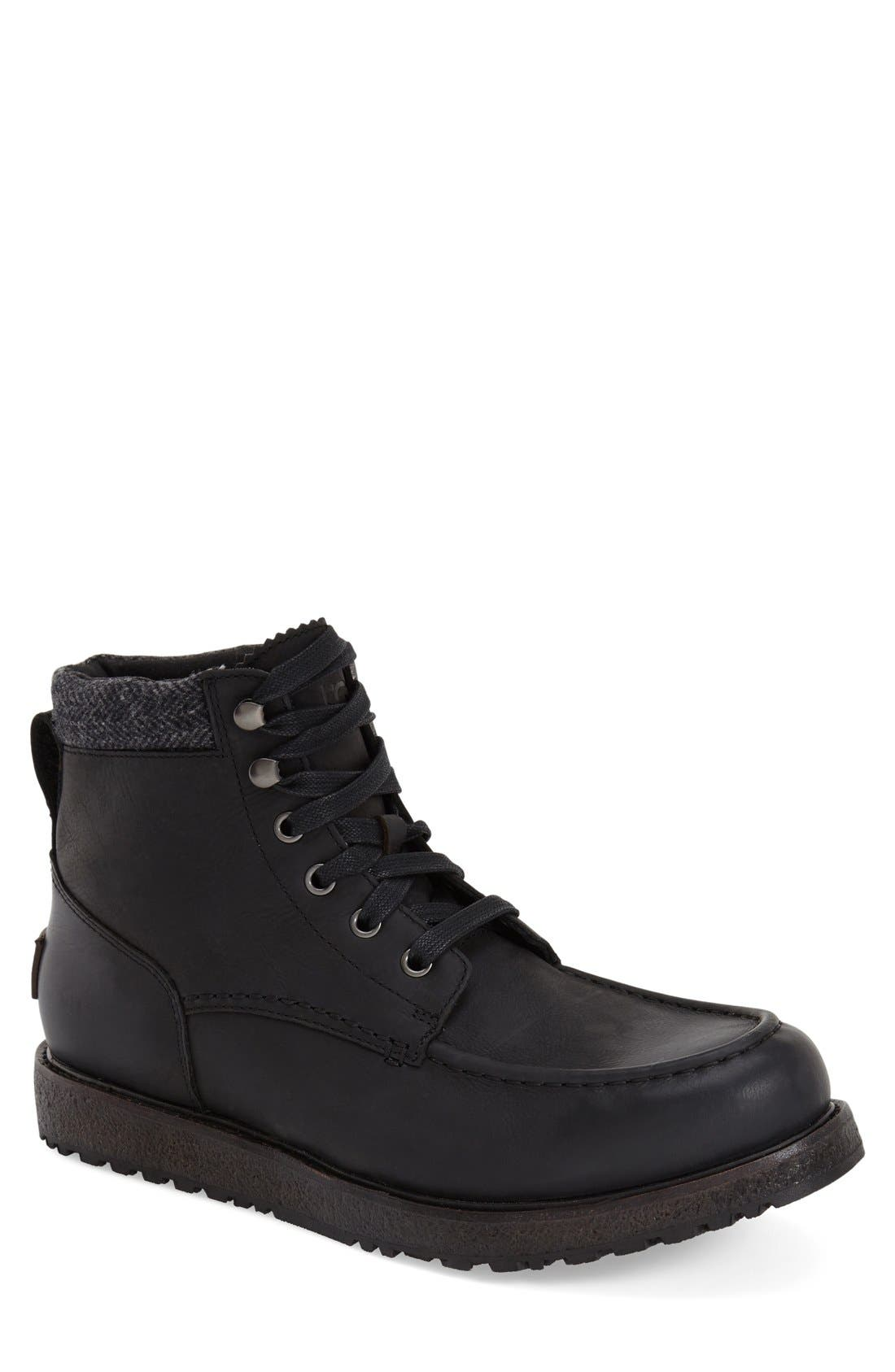 Alternate Image 1 Selected - UGG® Merrick Moc Toe Boot (Men)