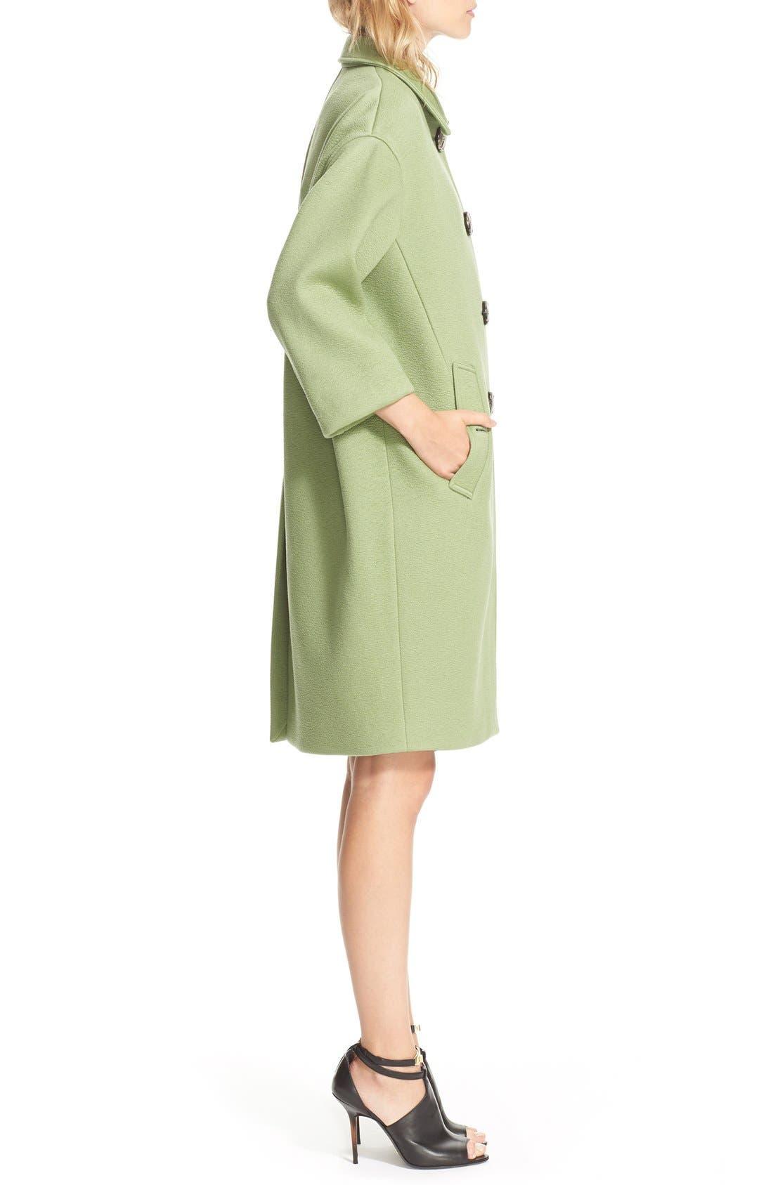 Alternate Image 4  - Burberry Prorsum Cashmere Coat