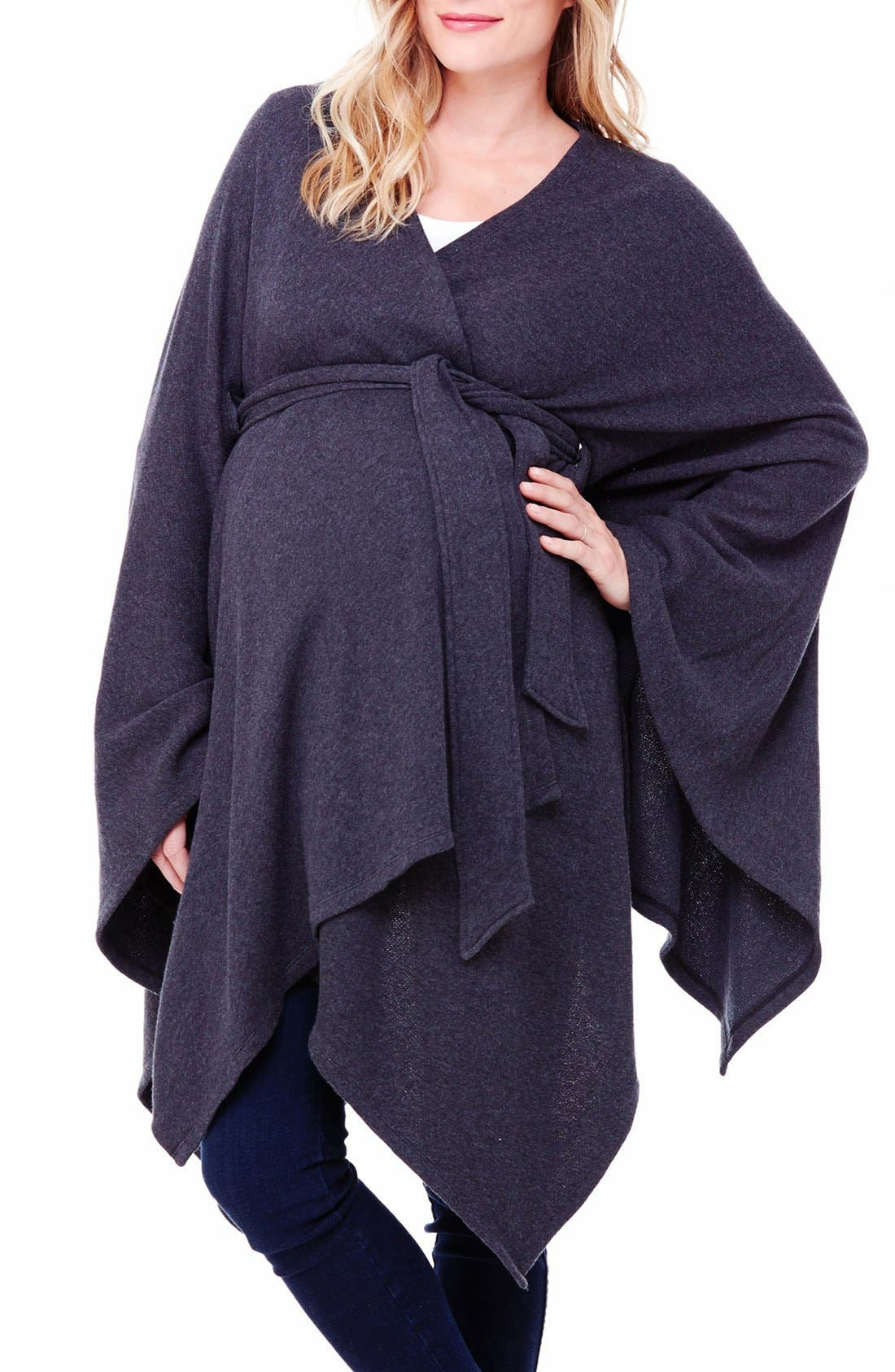 Main Image - Ingrid & Isabel® Cozy Maternity Wrap