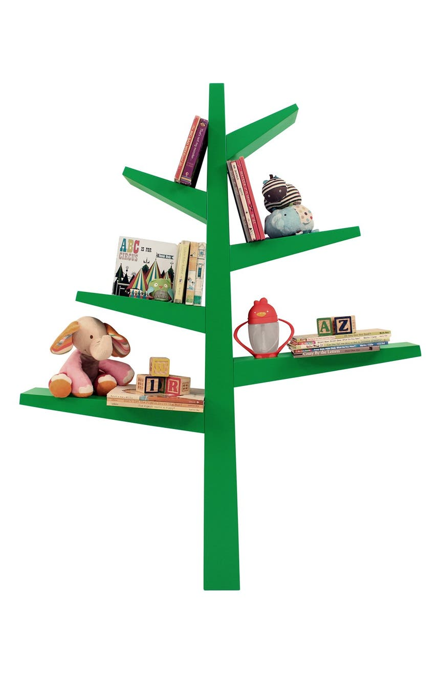 babyletto 'spruce tree' bookcase  nordstrom -