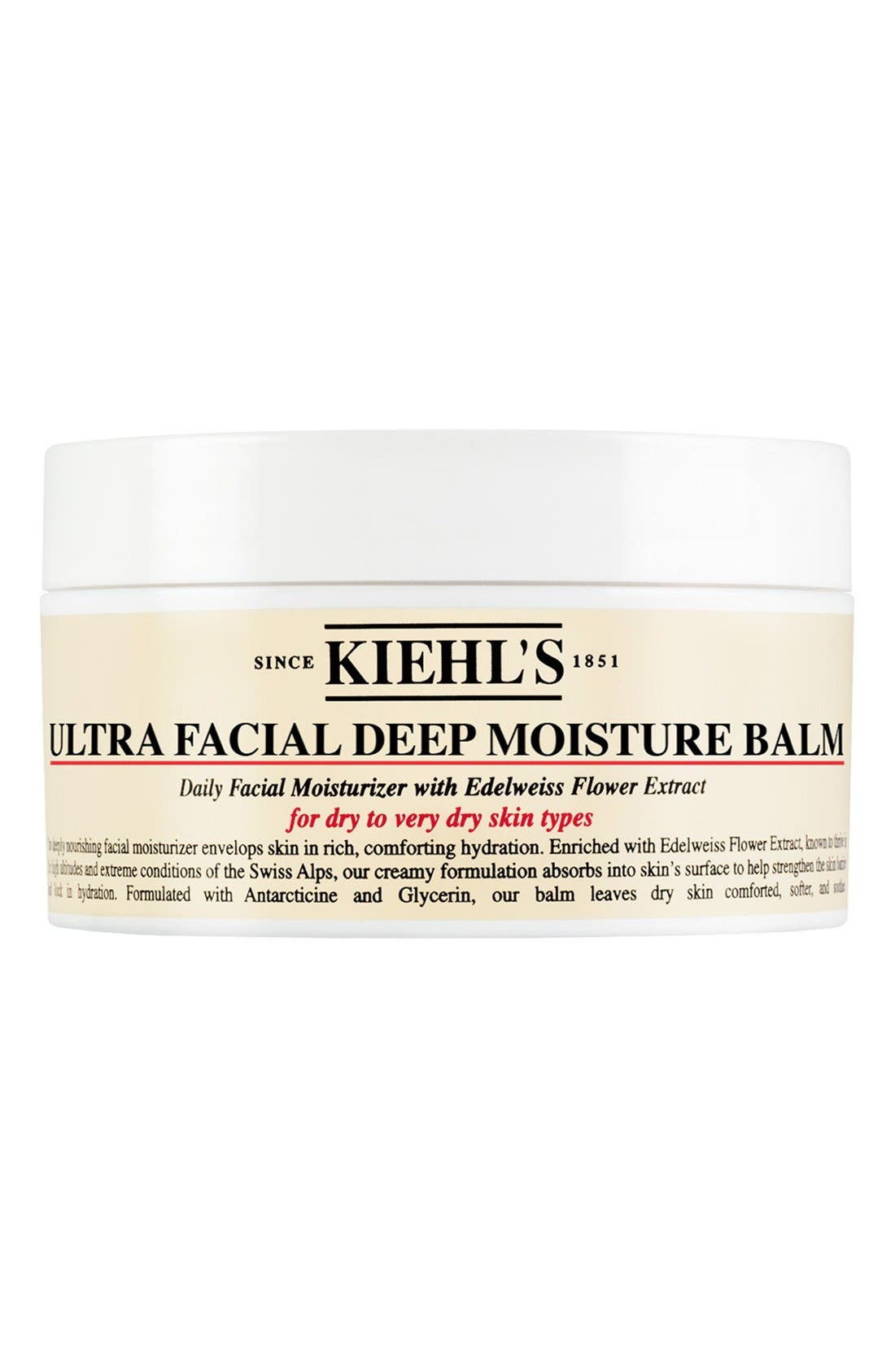 Kiehl's Since 1851 Ultra Facial Deep Moisture Balm for Drier Skin Types