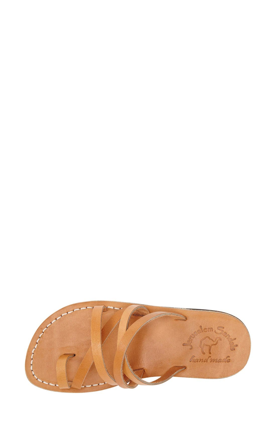 Alternate Image 3  - Jerusalem Sandals 'Ariel' Strappy Slide Sandal (Women)