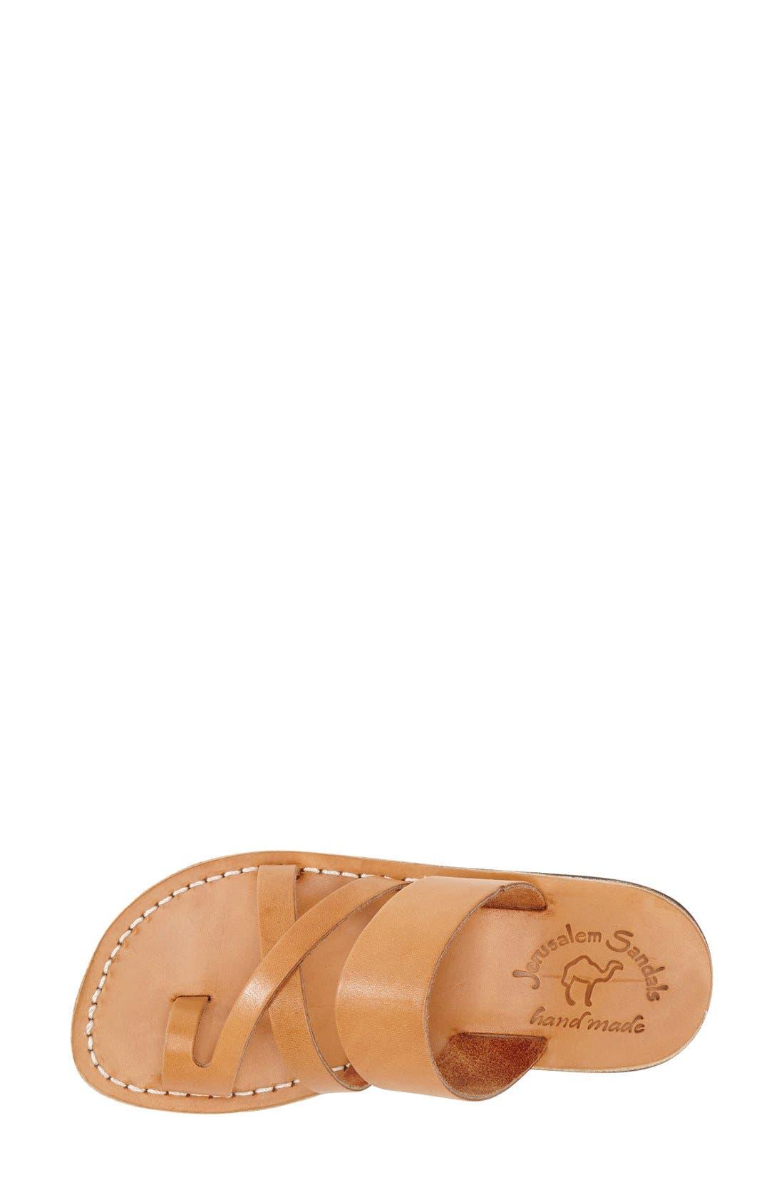 Alternate Image 3  - Jerusalem Sandals 'The Good Shepard' Leather Sandal (Women)