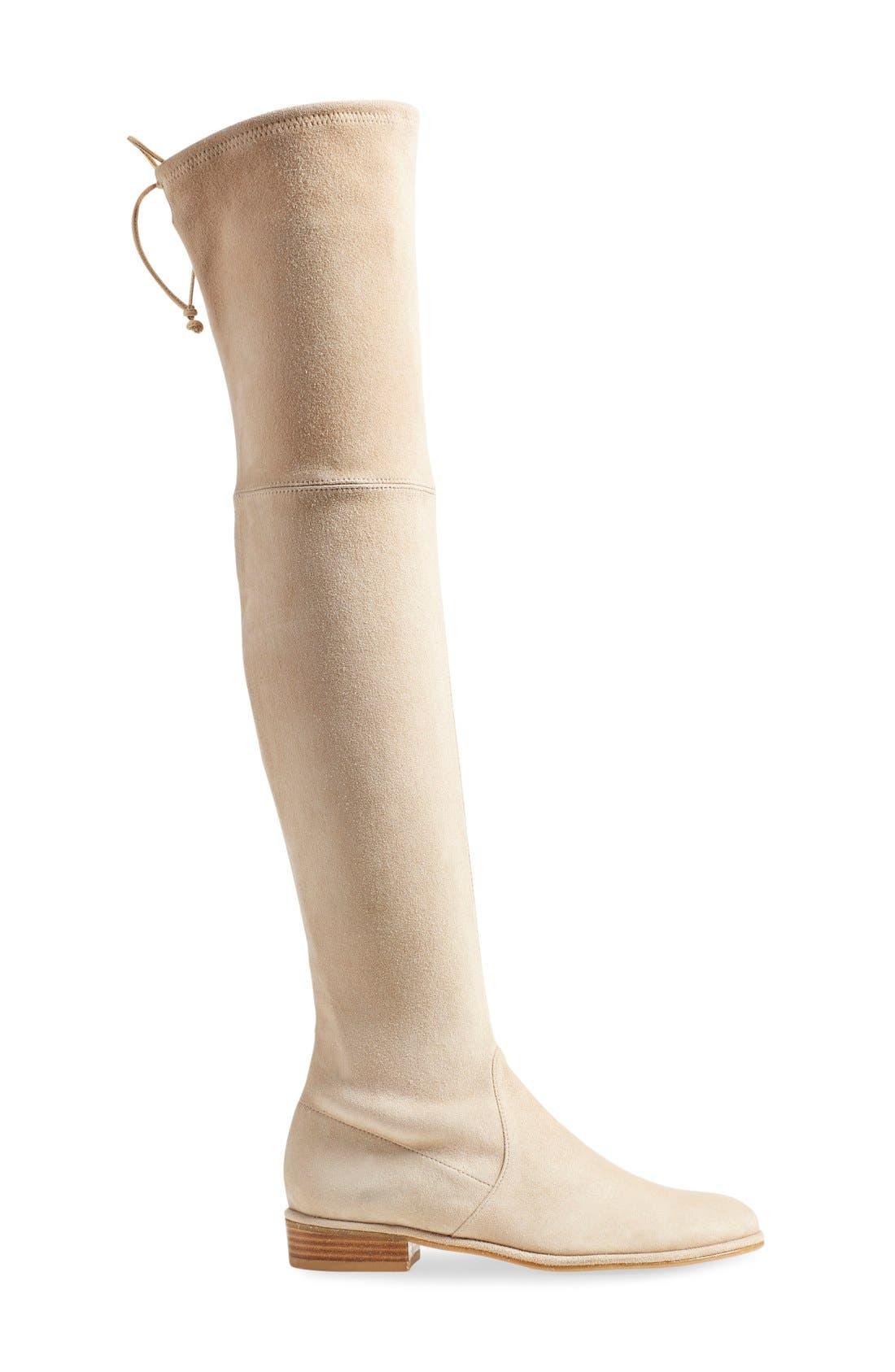 Alternate Image 4  - Stuart Weitzman 'Lowland' Over the Knee Boot (Women)