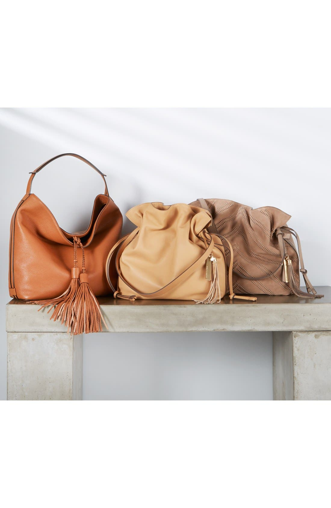 Alternate Image 6  - Rebecca Minkoff 'Isobel' Tassel Leather Hobo